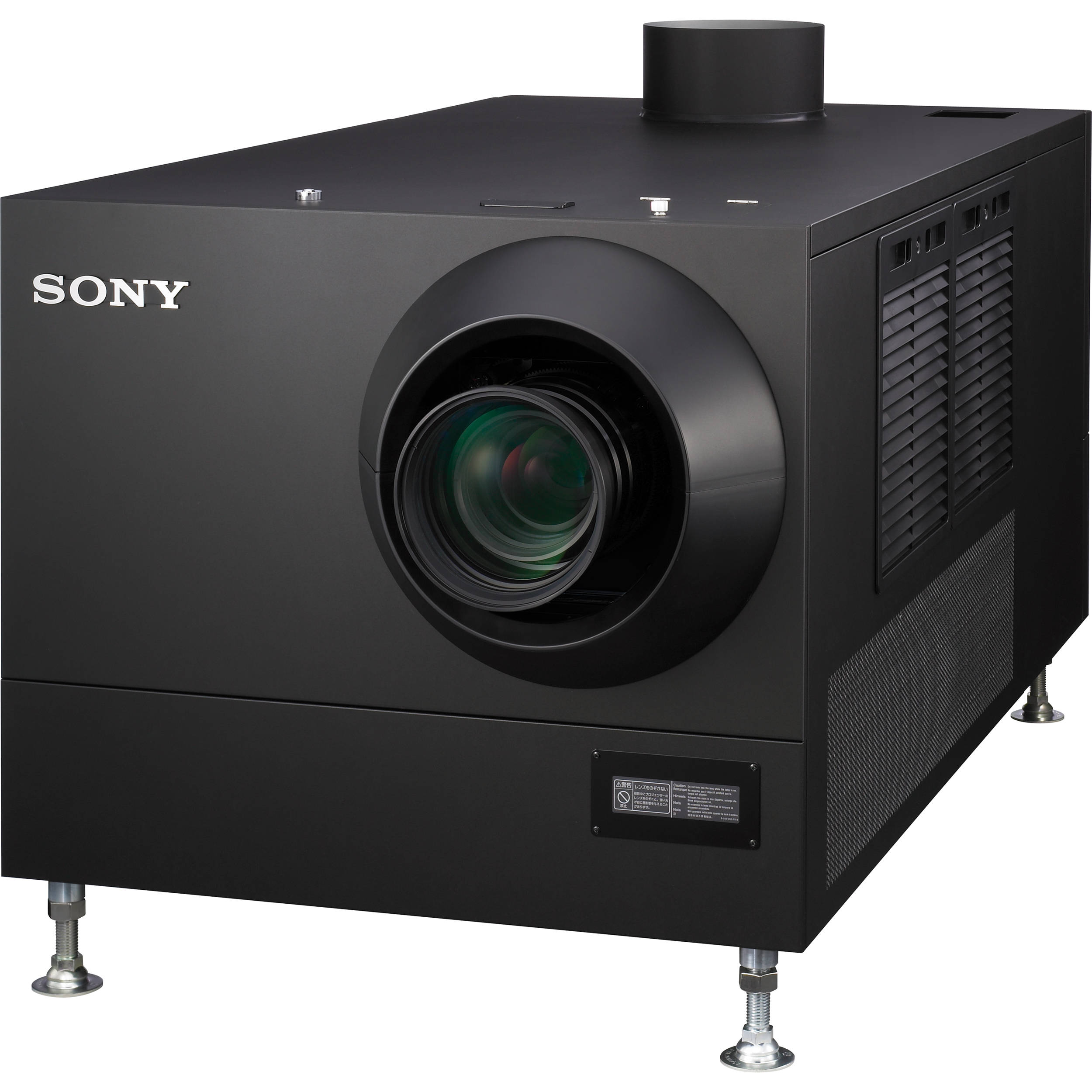 Sony SRX-T423 4K SXRD 23,000 Lumens Projector SRXT423 B\u0026H Photo