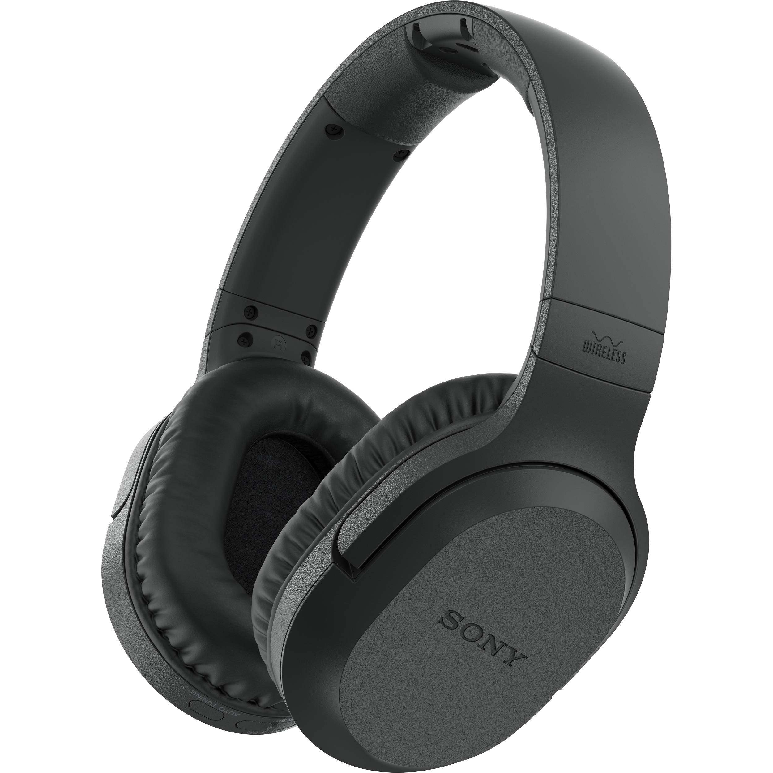 68b863e8958 Sony WH-RF400 Wireless Over-Ear Home Theater Headphones WHRF400