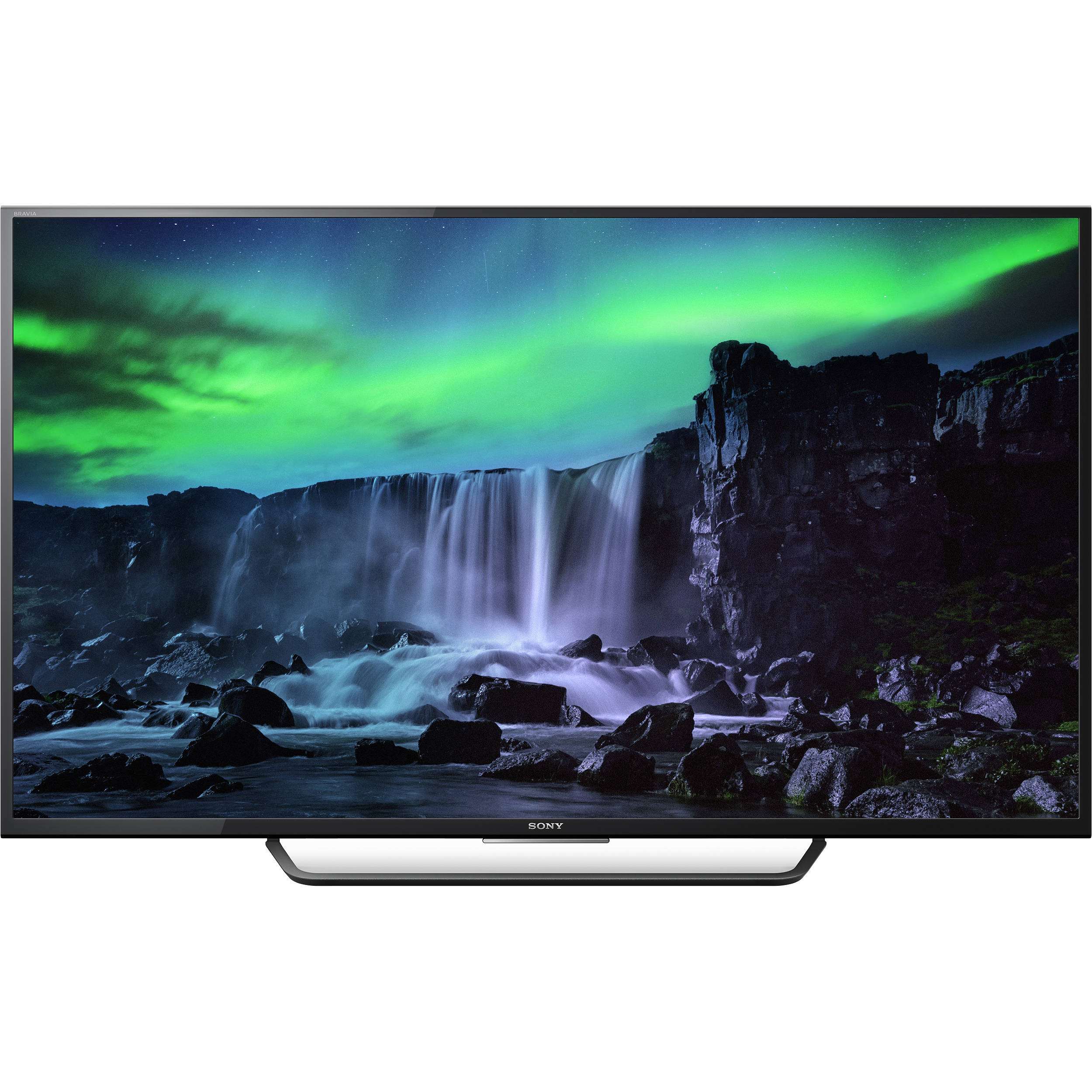 sony xbr 55x810c 55 class 4k smart led tv xbr 55x810c b h. Black Bedroom Furniture Sets. Home Design Ideas