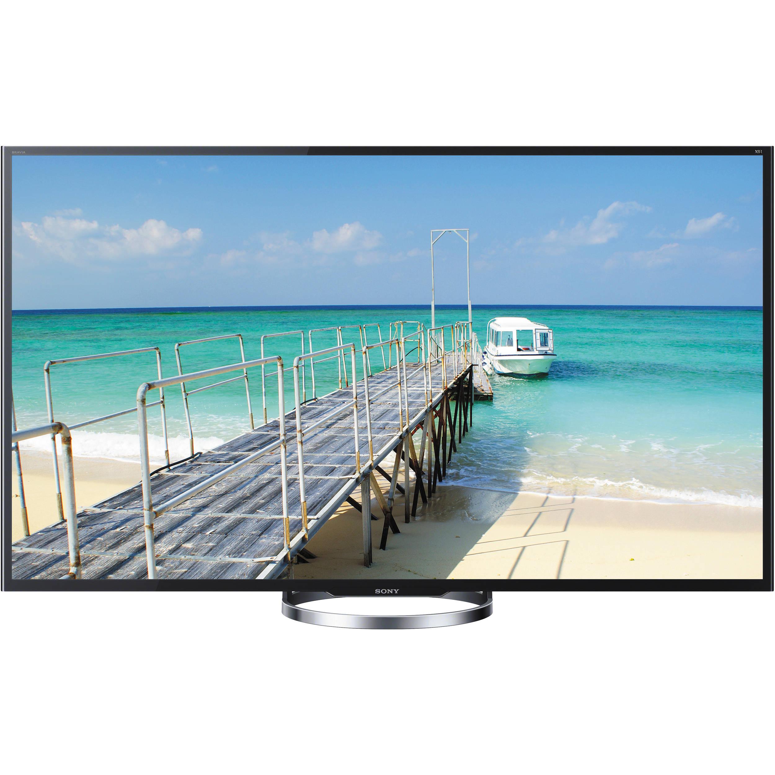 Sony XBR55X850B 55-Inch 4K Ultra HD 120Hz 3D Smart LED TV | 4K ...