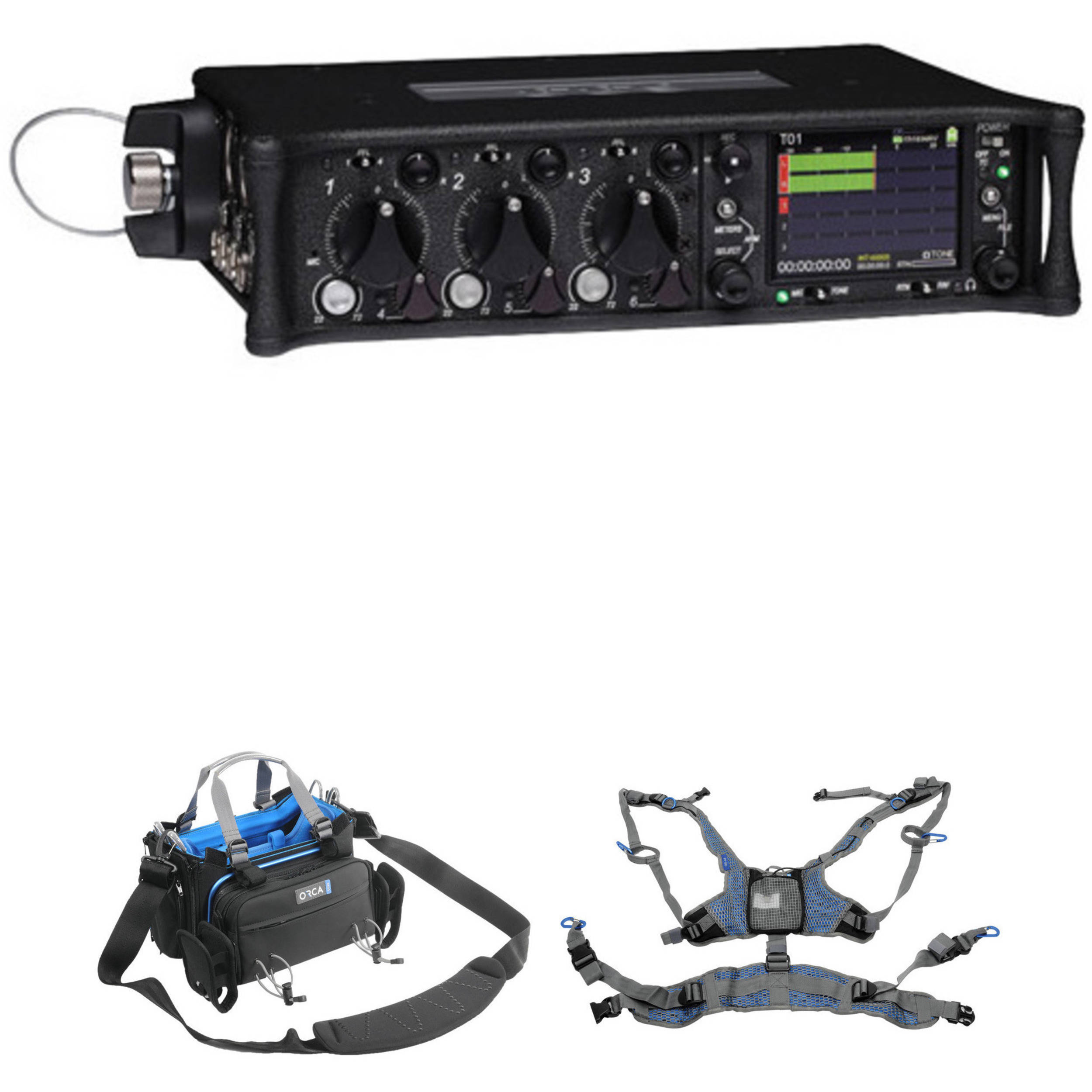 Sound Devices 633 Field Mixer 64Bit