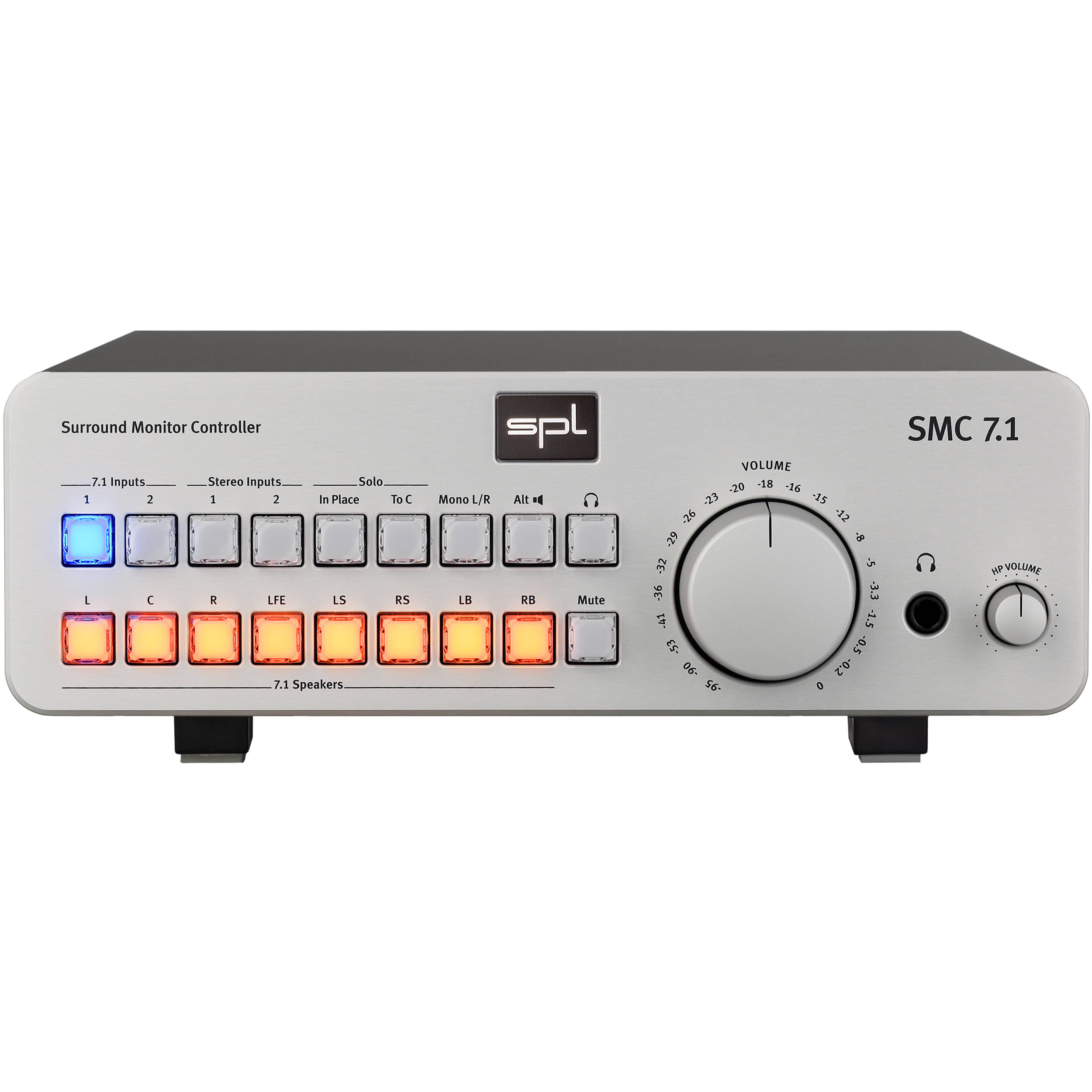 Spl Meter Bh Photo Video Sound Level Electronics Circuits For You Smc 71 Surround Monitor Controller Silver