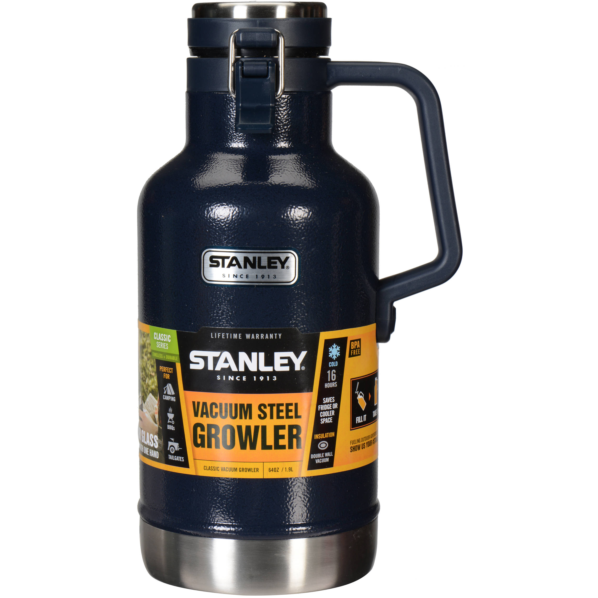 Stanley Classic Vacuum Growler 10 01941 002 B Amp H Photo Video
