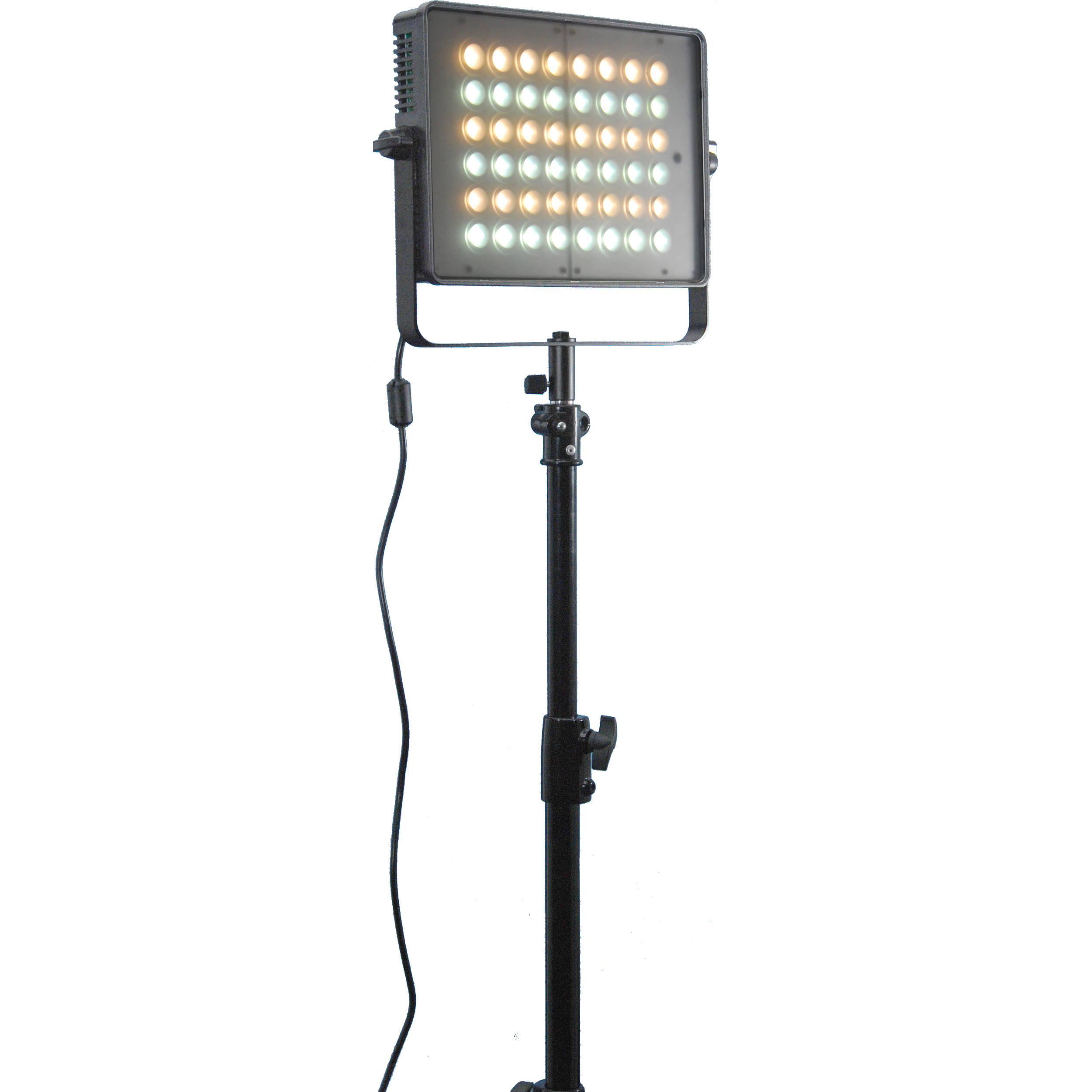 StarryMega LED5500K Bi-Color LED Portable Studio Light