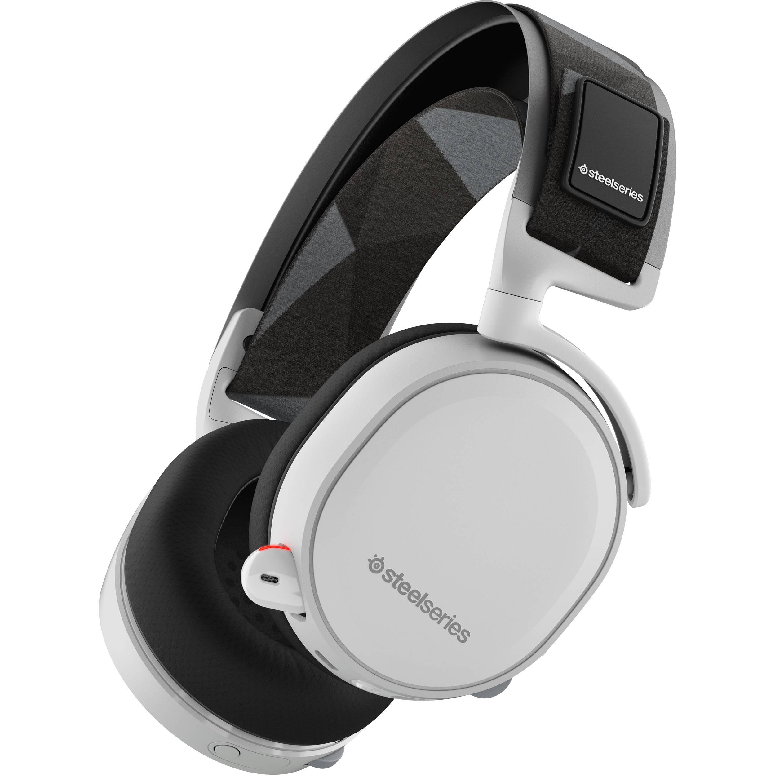 Headphones jack accessories - SteelSeries Arctis 7 (black) Overview