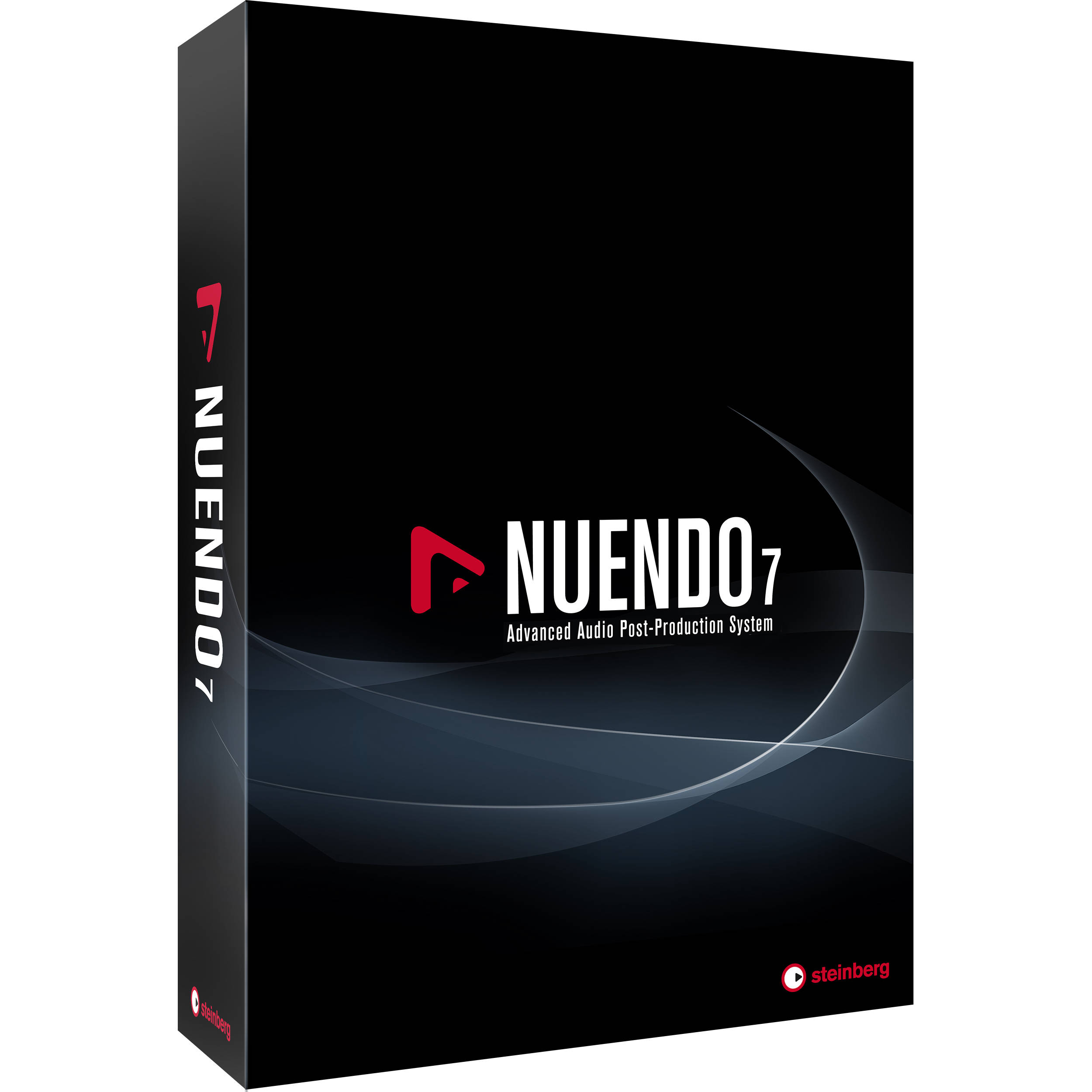 Steinberg nuendo 7 upgrade audio post production 45800 b h for 45800 code postal