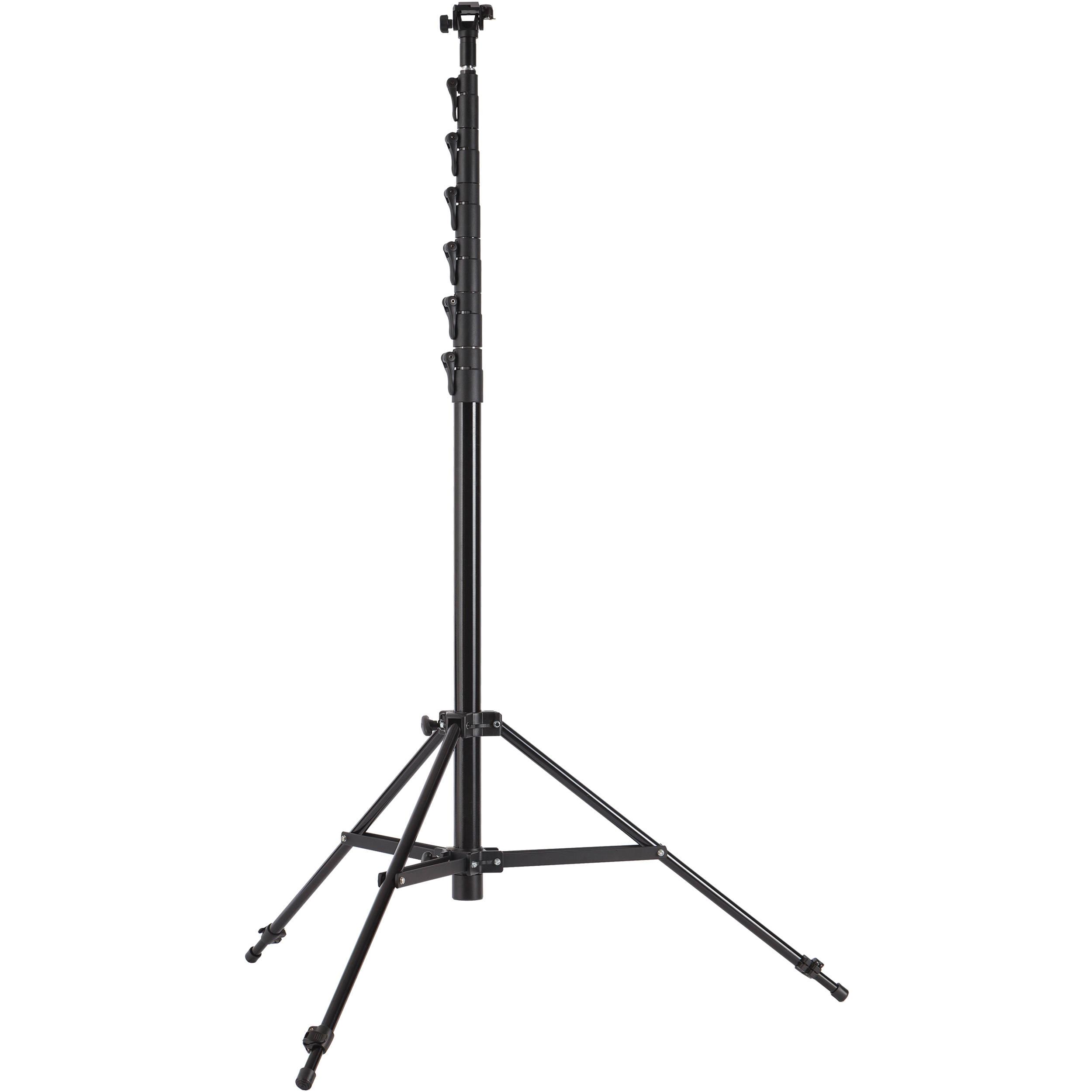 Studio Assets MegaMast Carbon Fiber Camera Stand (27.5') SA1240