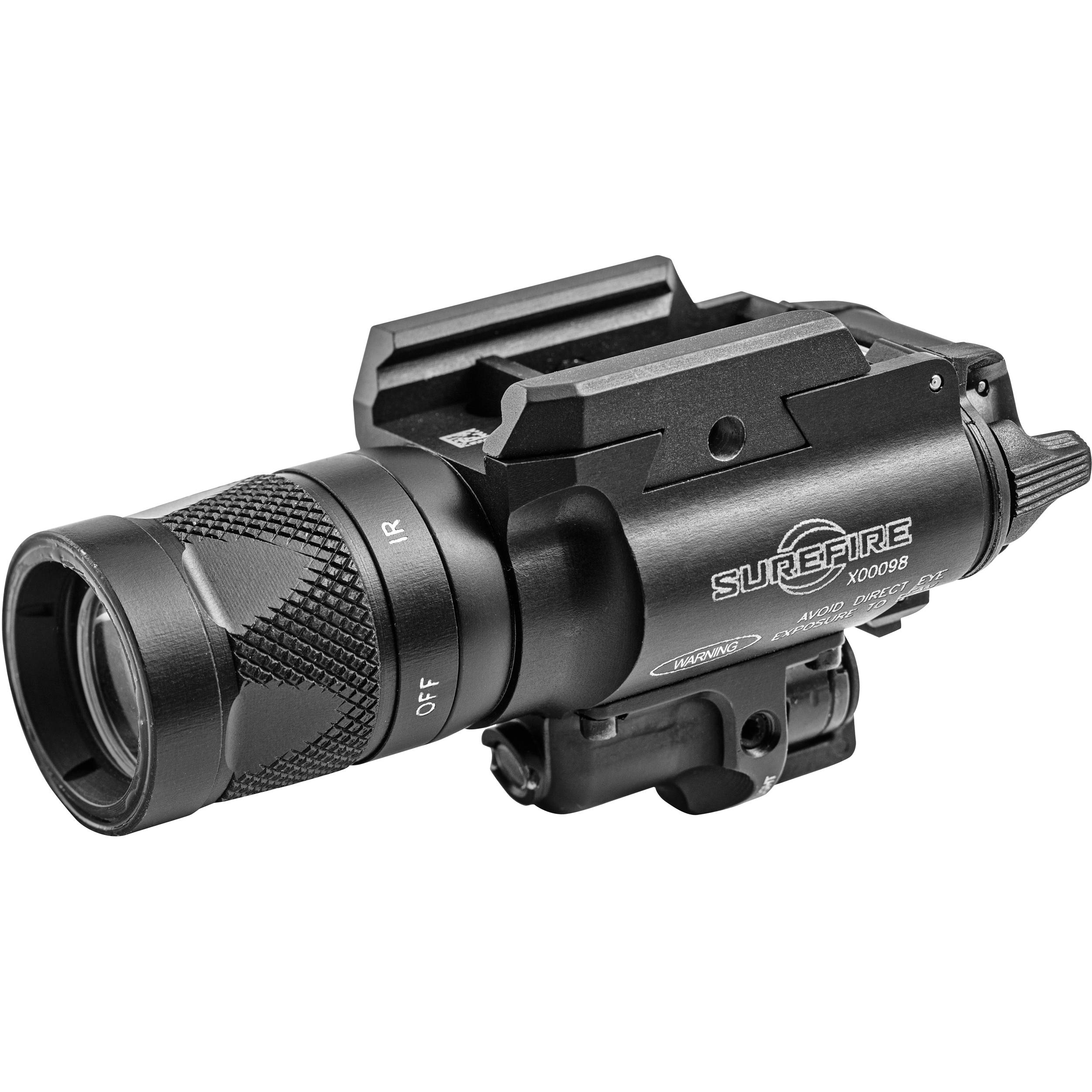 SureFire X400 Vampire IRc White Light/Infrared LED X400V-B-IRC