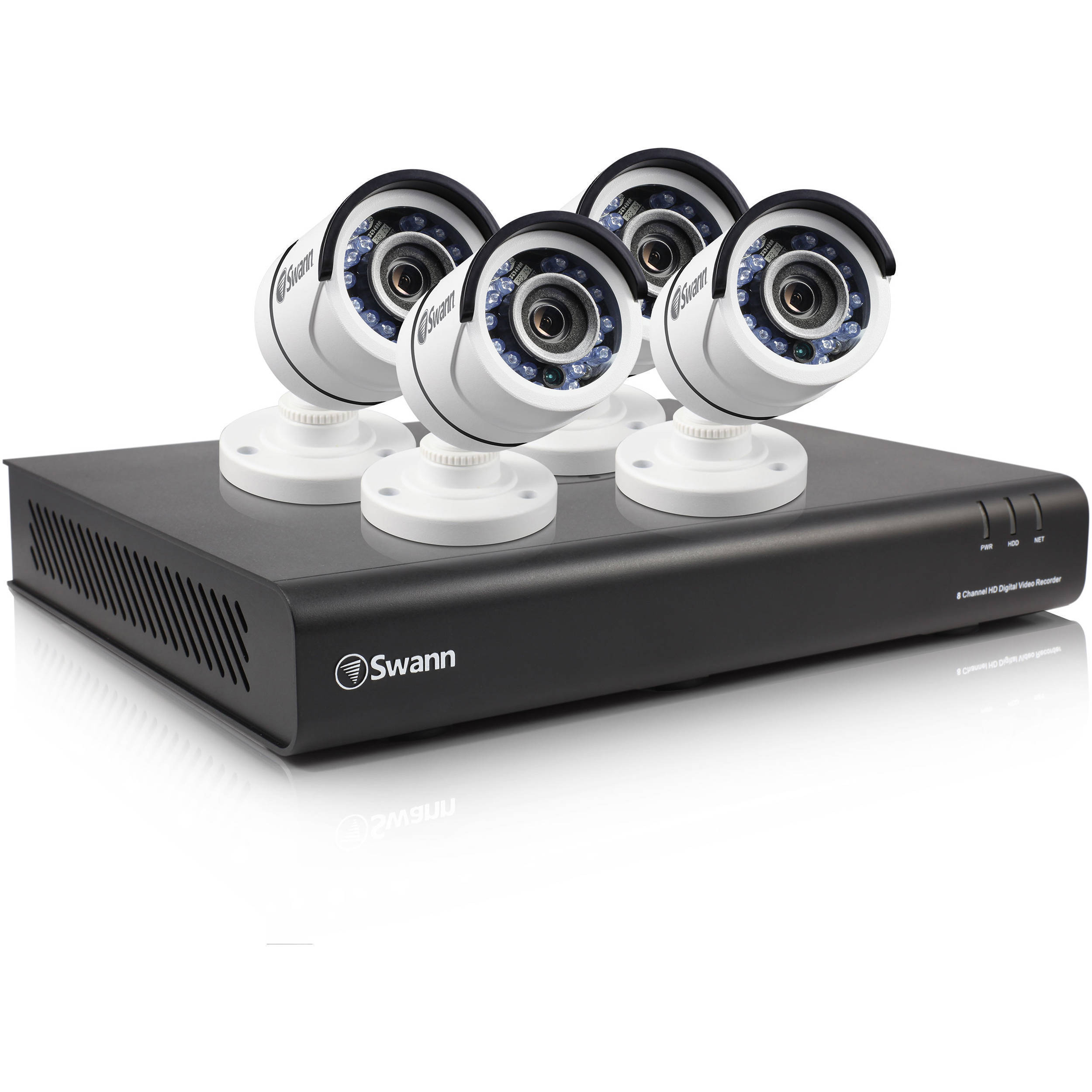 Swann Swdvk 845004 8 Channel 1080p Dvr With 1tb Swdvk