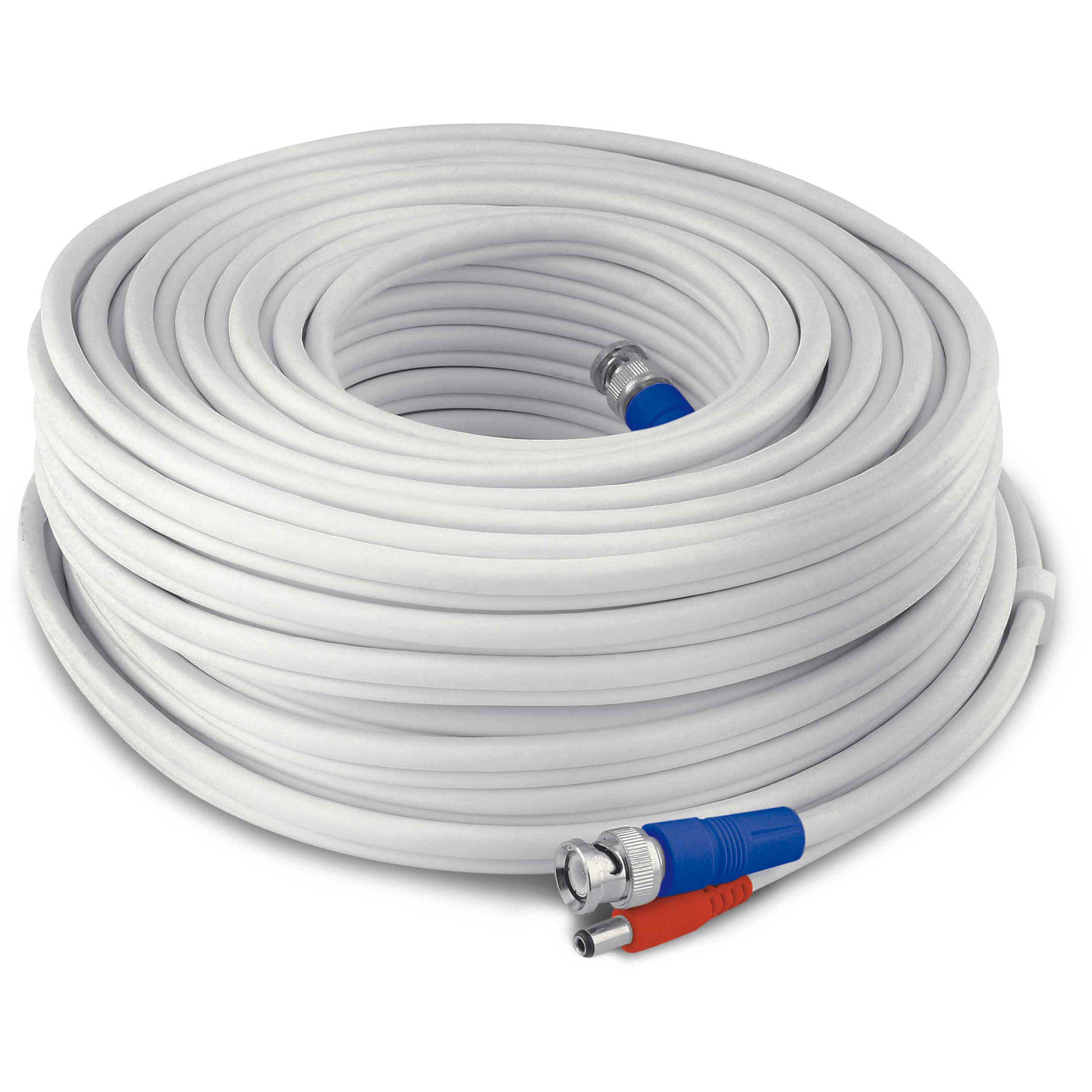Swann Pro-Series HD Video and Power Cable (100\') SWPRO-30MTVF-GL