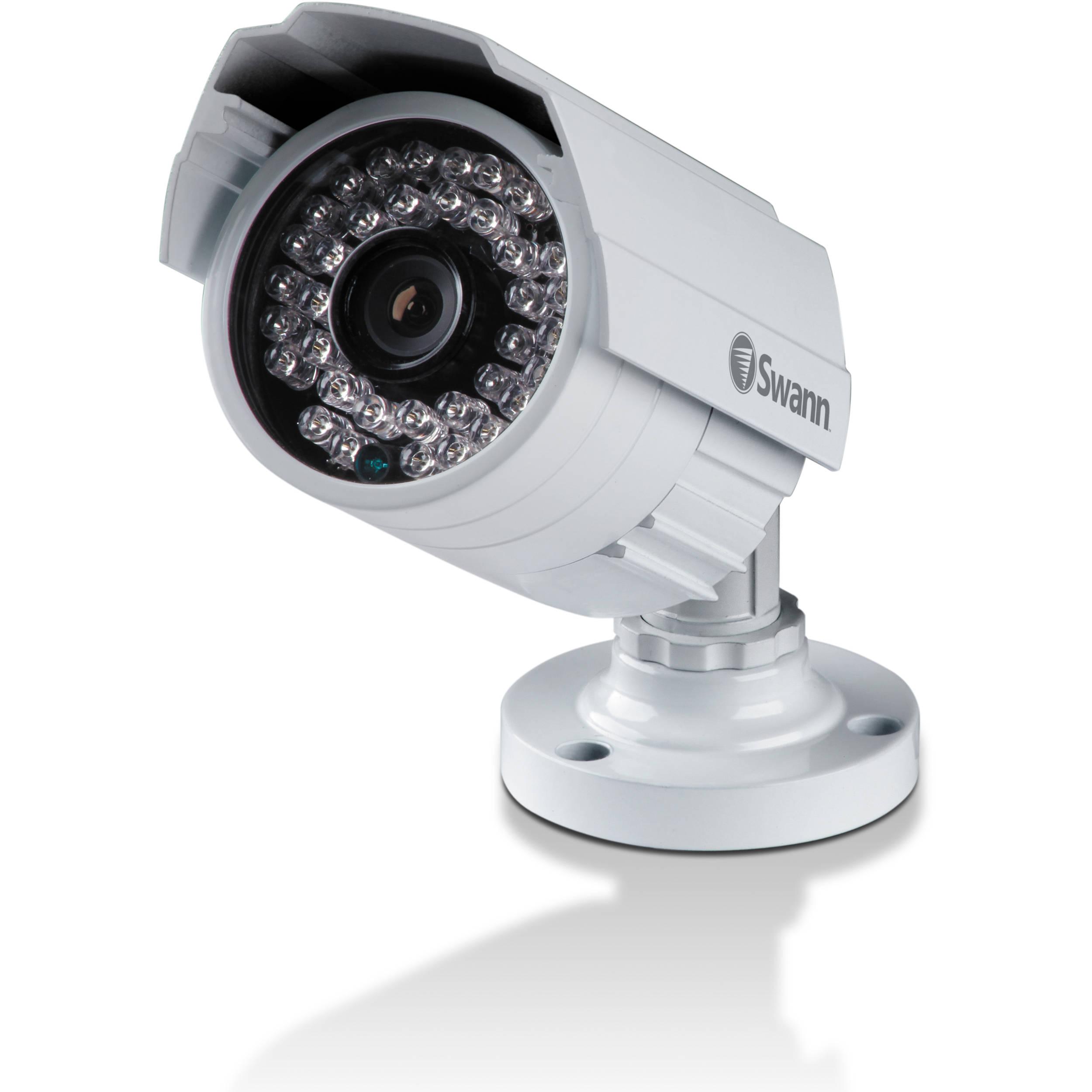 Swann 960h 700 Tvl Day Night Ir Bullet Camera Swpro 642cam Us