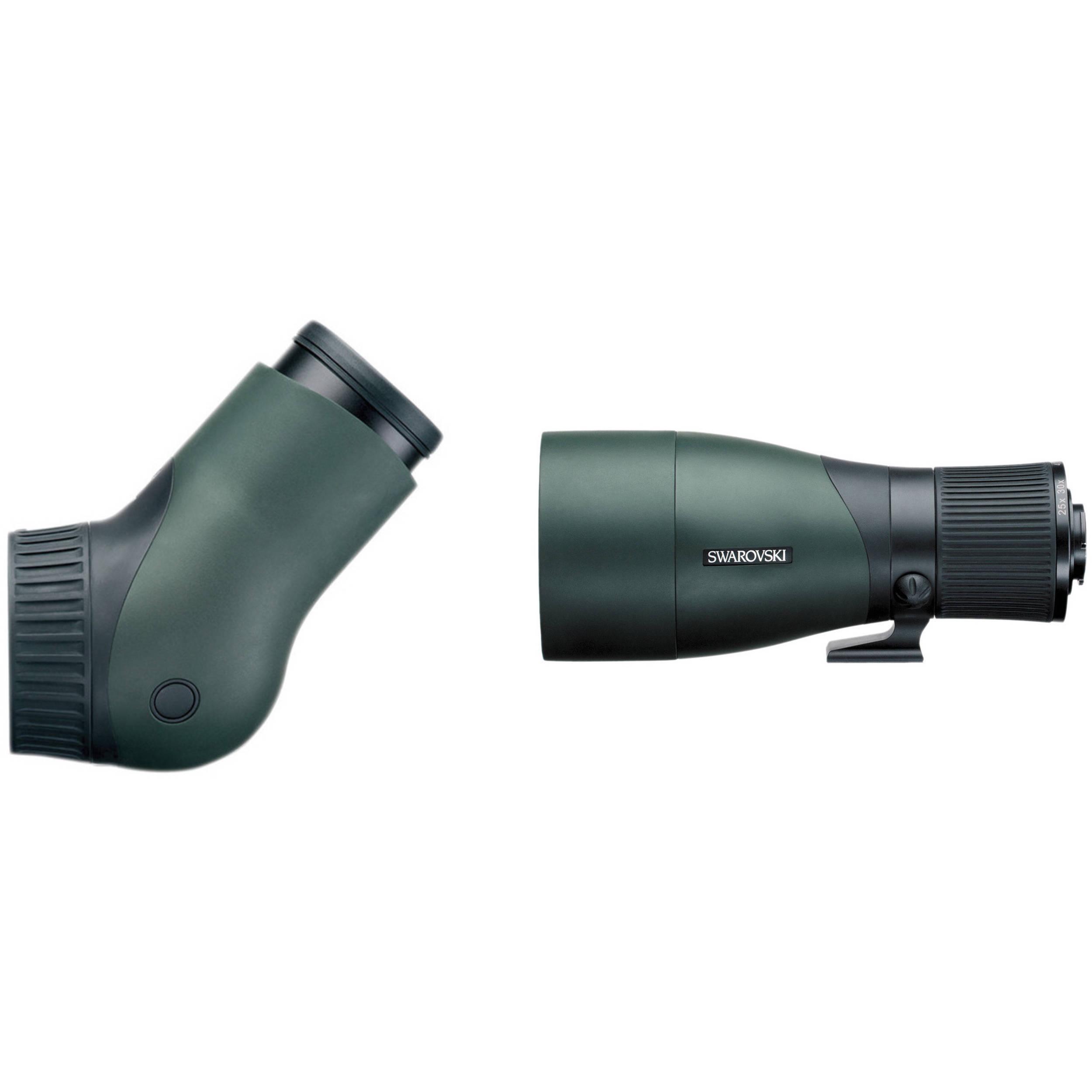 Swarovski Atx 85 25 60x Spotting Scope Kit With Eyepiece B H