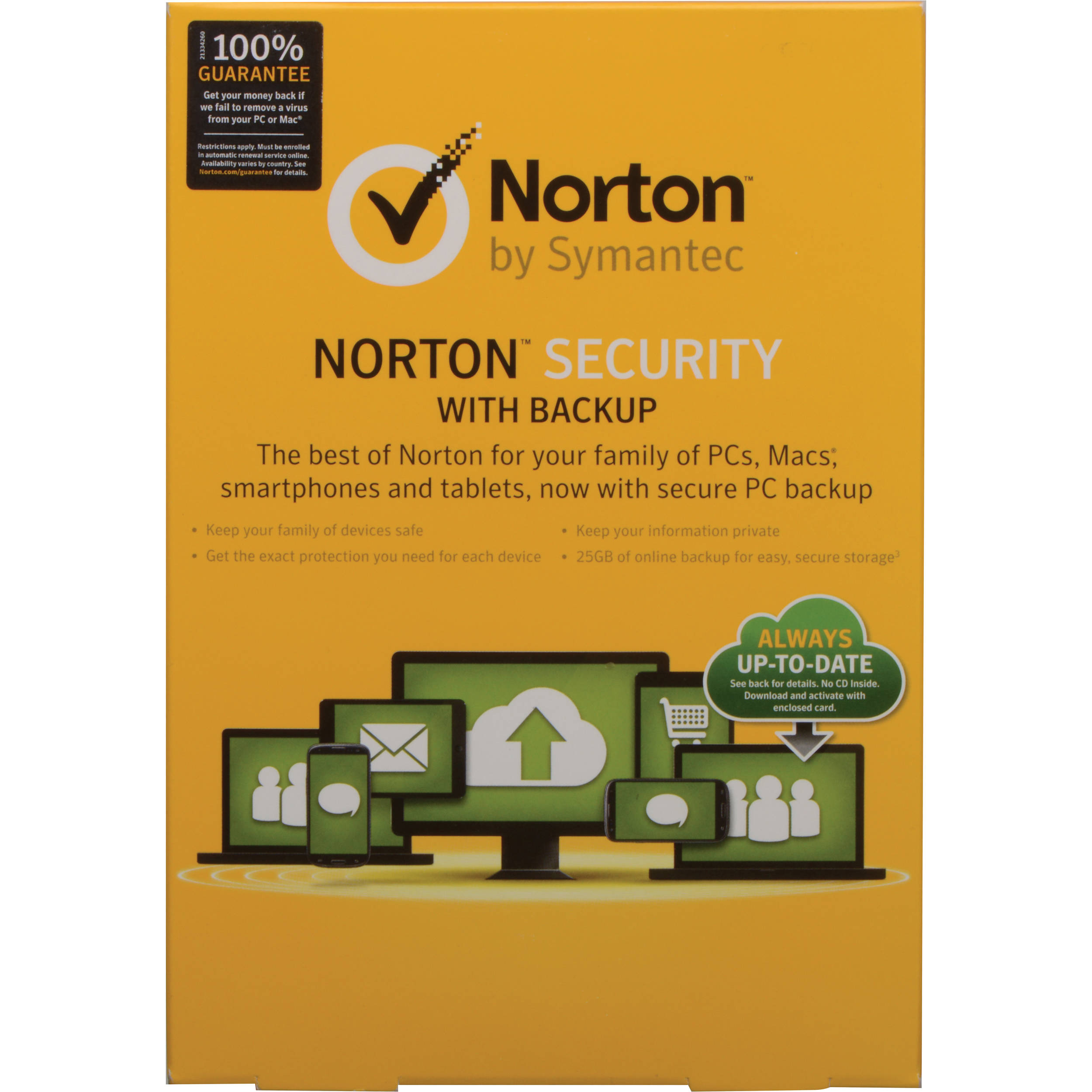 Norton Security Deluxe Devices Download