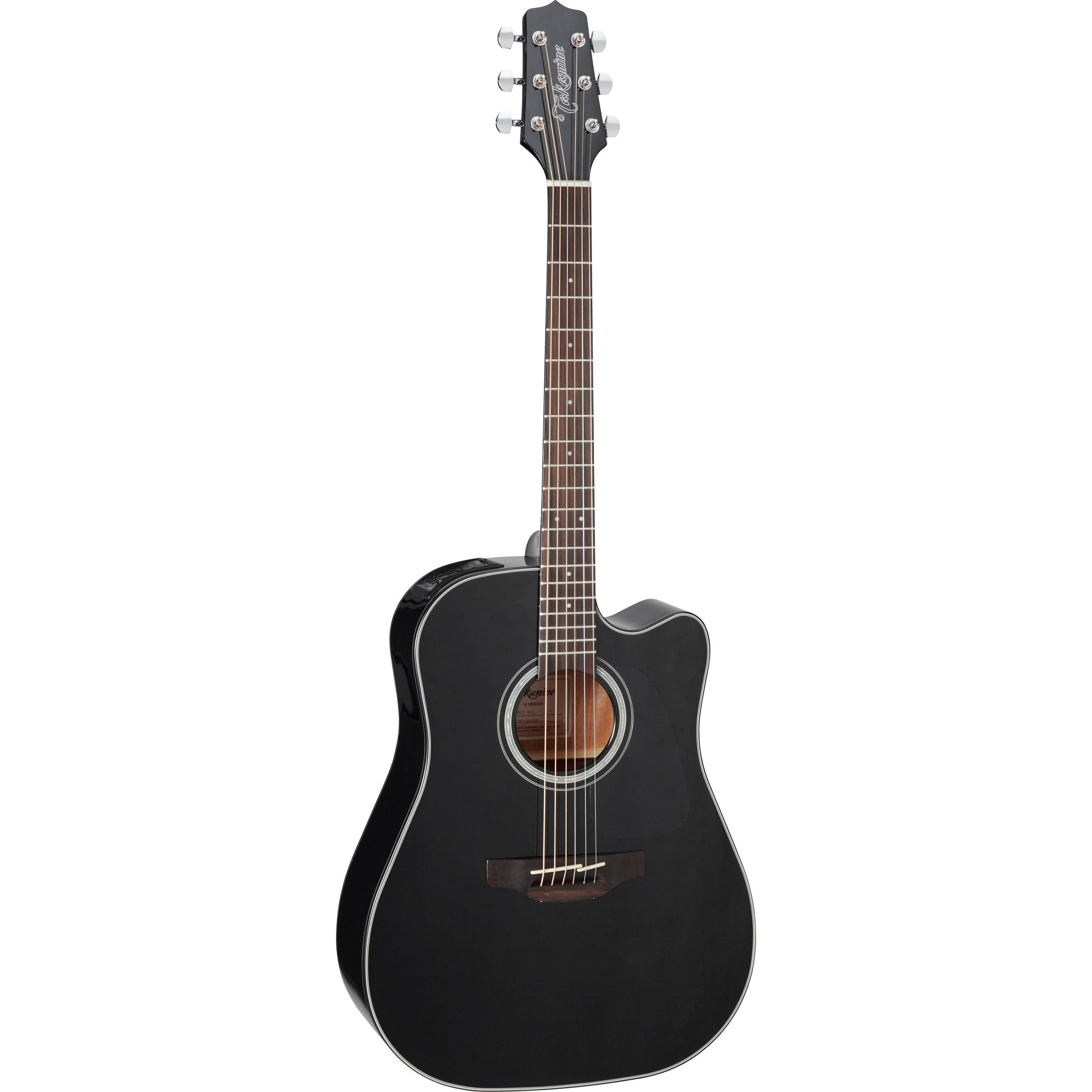 takamine gd30ce g series dreadnought gd30ce blk b h photo video