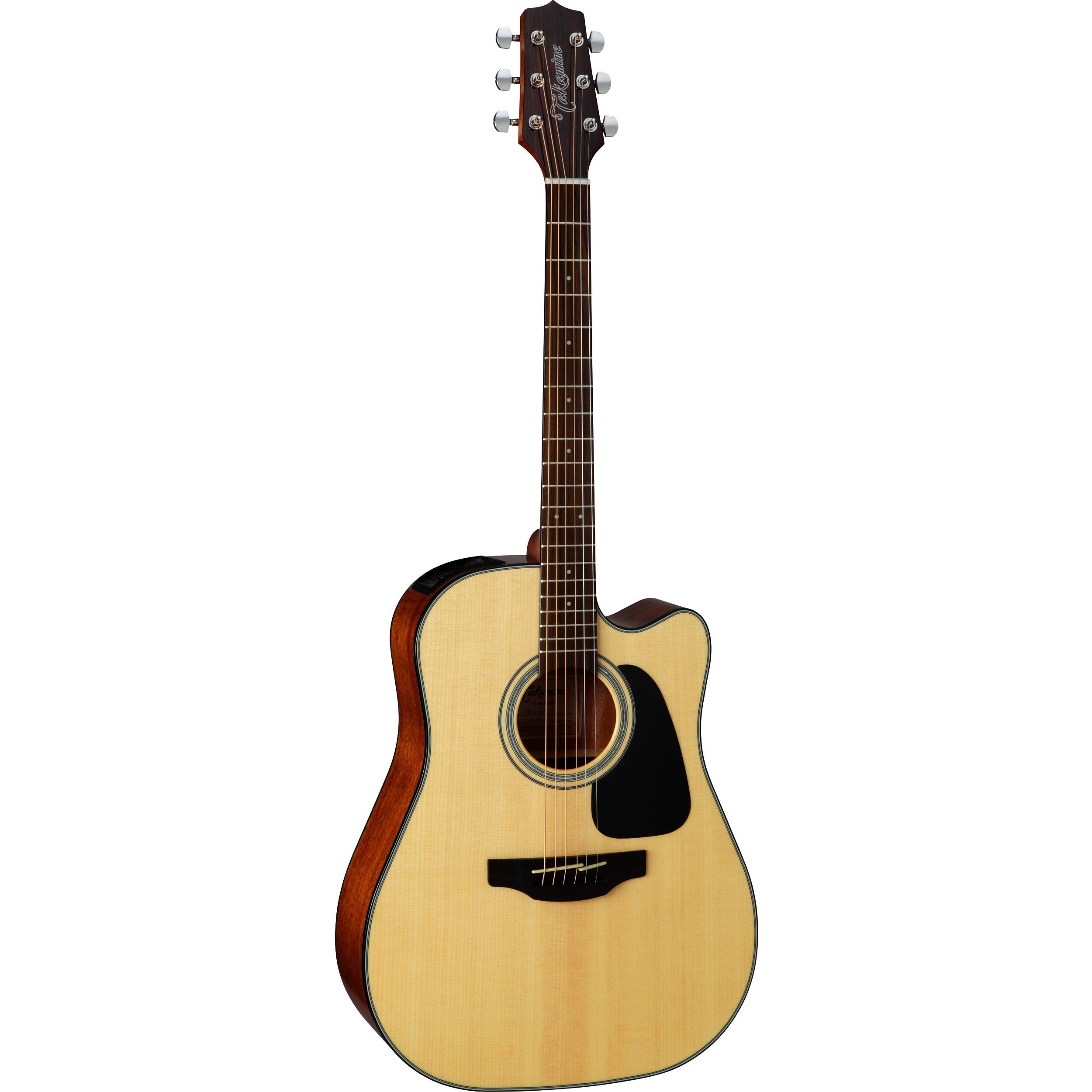 takamine gd30ce g series dreadnought gd30ce nat b h photo video. Black Bedroom Furniture Sets. Home Design Ideas