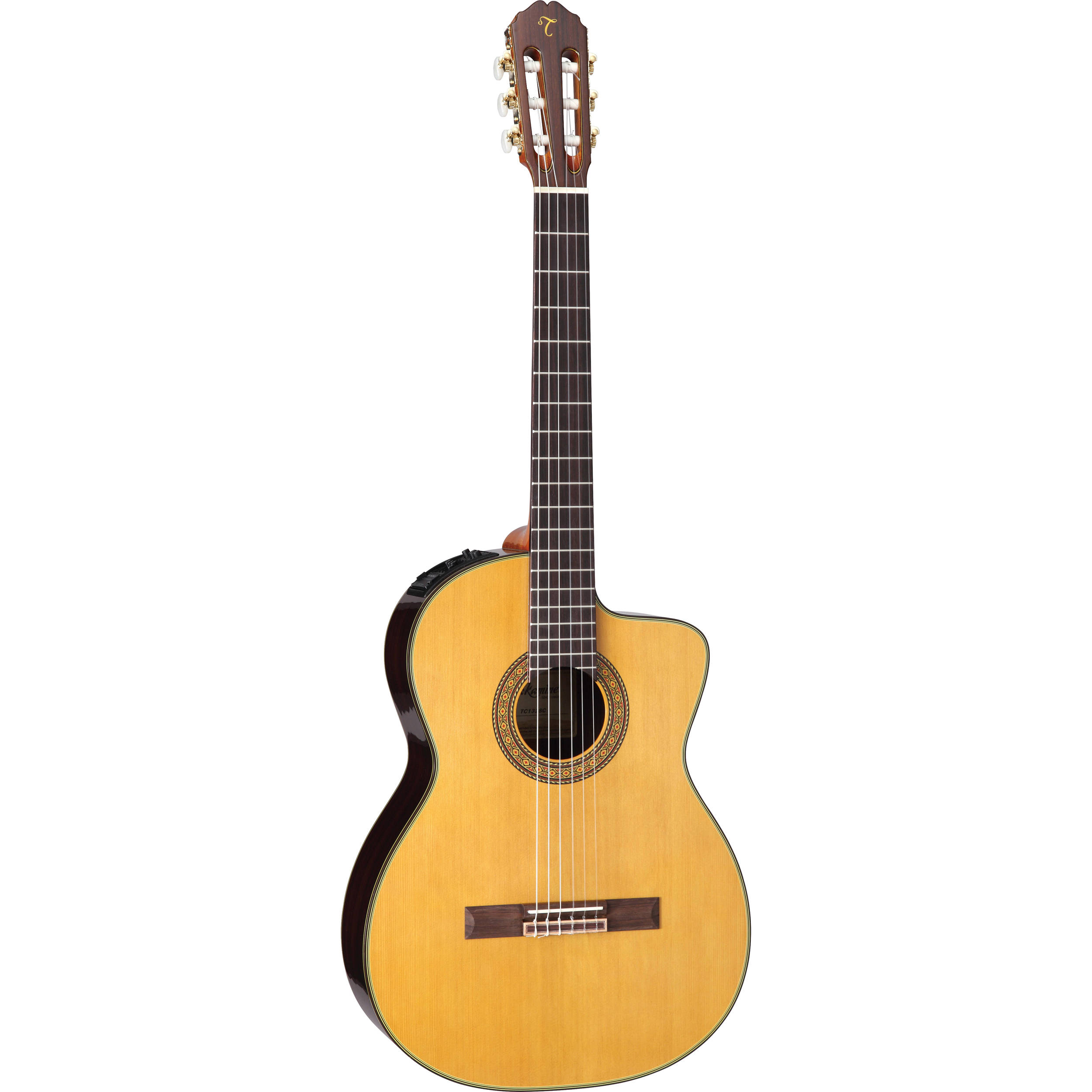 takamine tc132sc nylon string classical guitar with case tc132sc. Black Bedroom Furniture Sets. Home Design Ideas