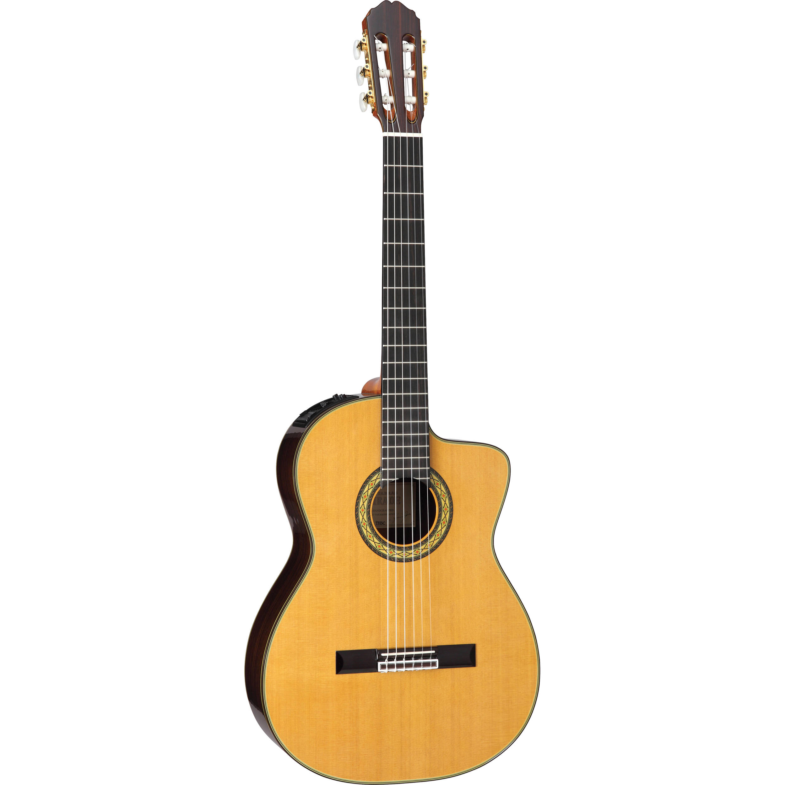 takamine th5c hirade concert classical acoustic electric th5c. Black Bedroom Furniture Sets. Home Design Ideas