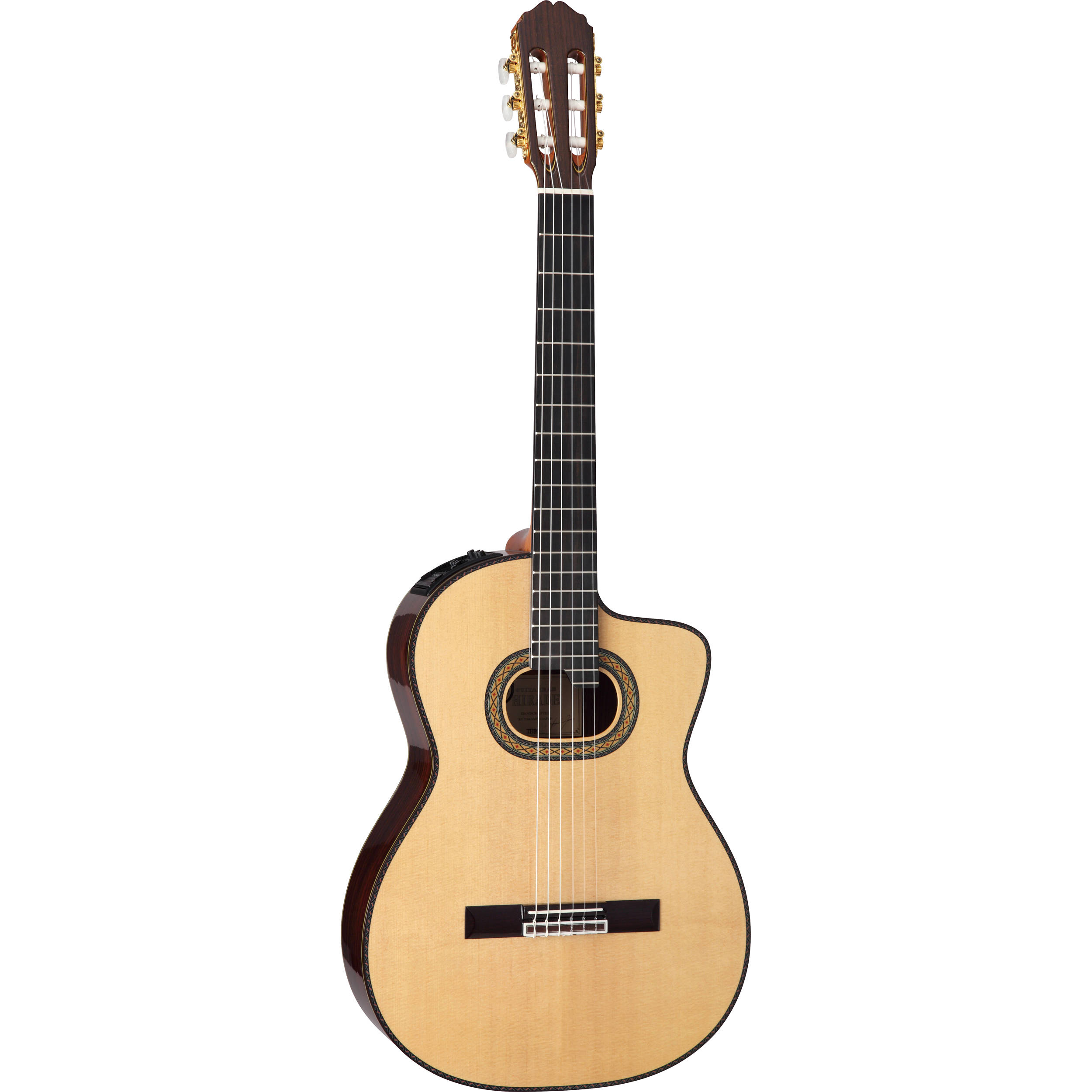 takamine th90 hirade concert classical acoustic electric th90. Black Bedroom Furniture Sets. Home Design Ideas
