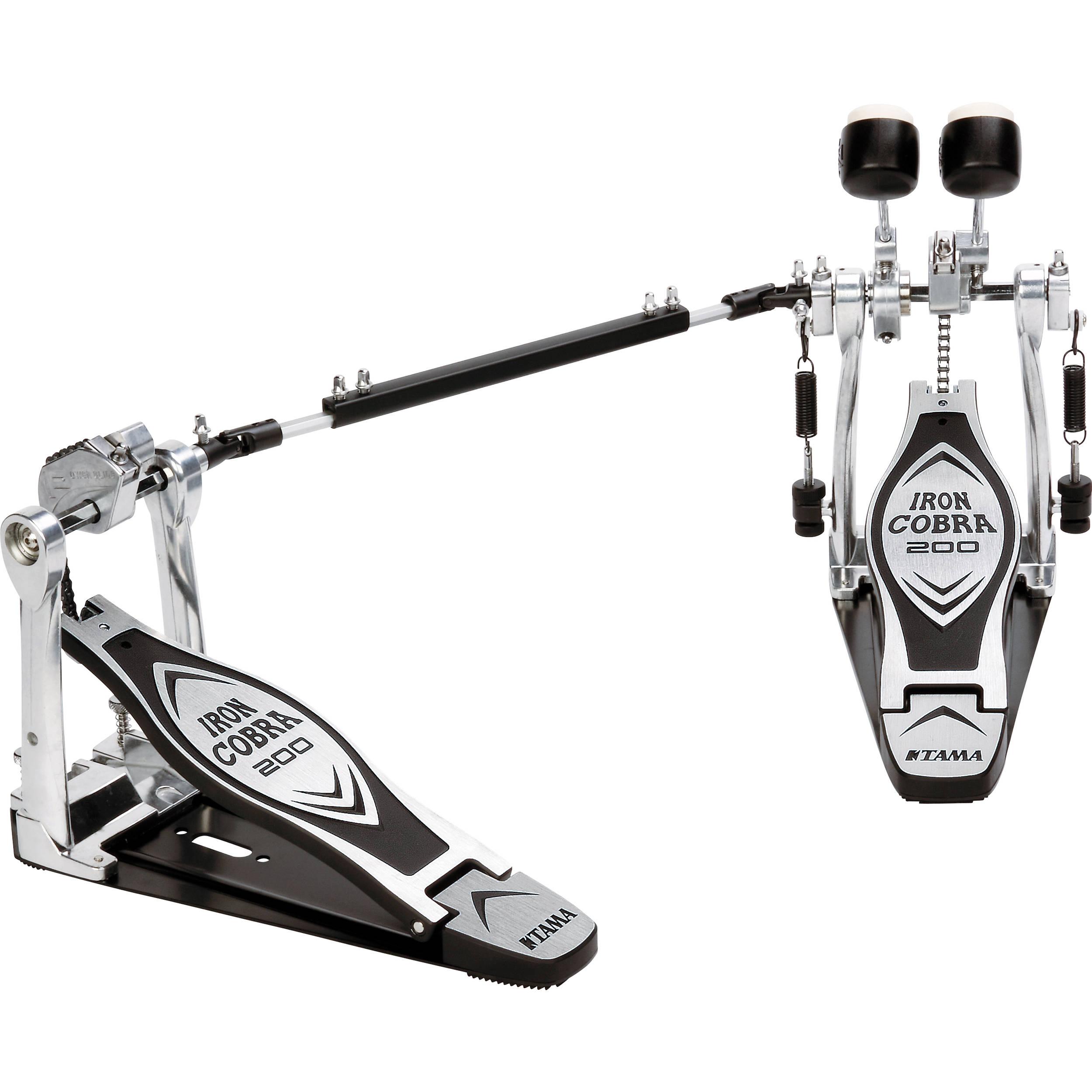 tama 200 series hp200ptw iron cobra twin kick drum pedal. Black Bedroom Furniture Sets. Home Design Ideas