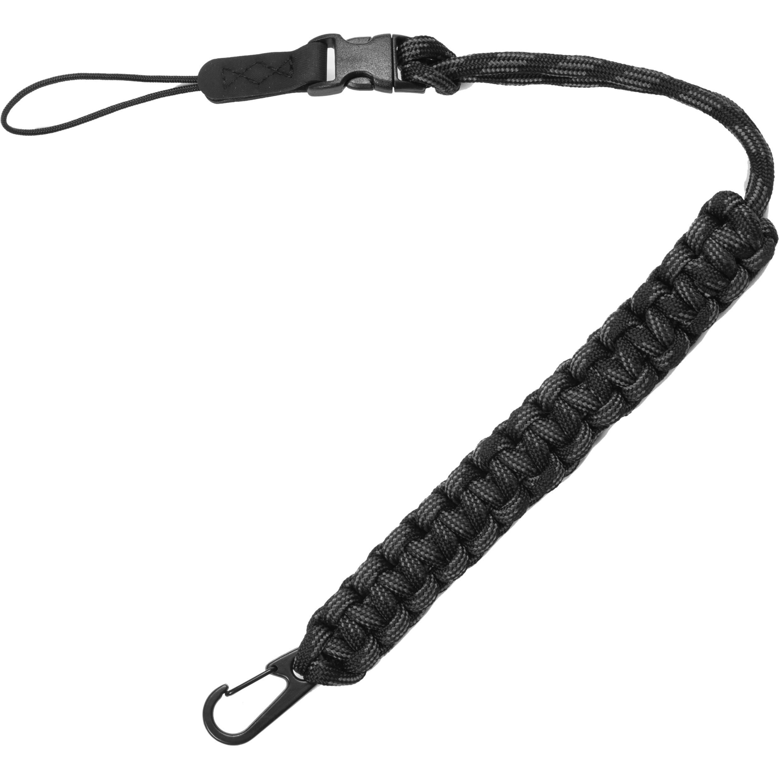Purple Strap Detachable Paracord Strap Bag Strap Paracord Strap Personal Safety Paracord Strap Camera Strap