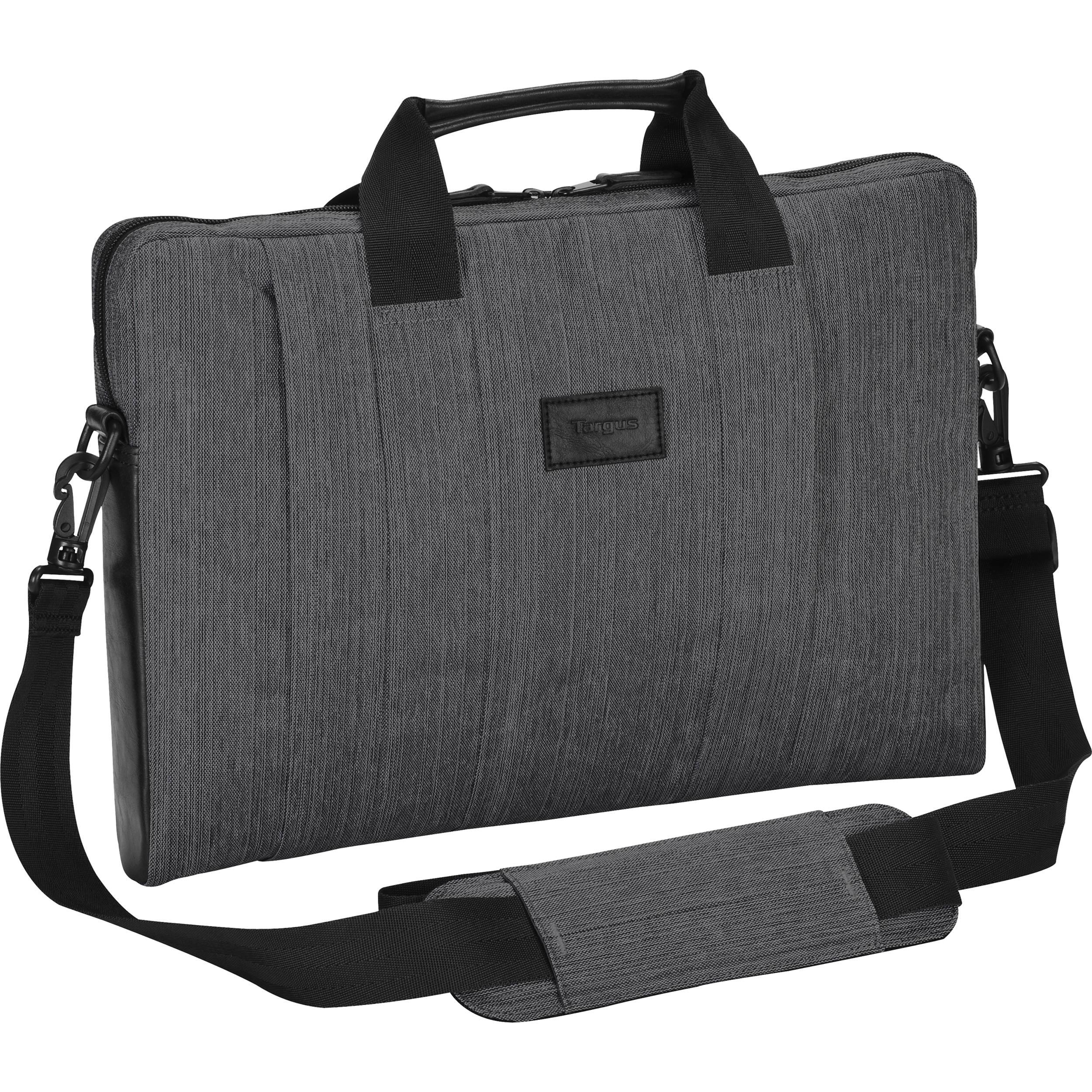 targus citysmart slipcase sleeve with strap tss59404us b h photo. Black Bedroom Furniture Sets. Home Design Ideas