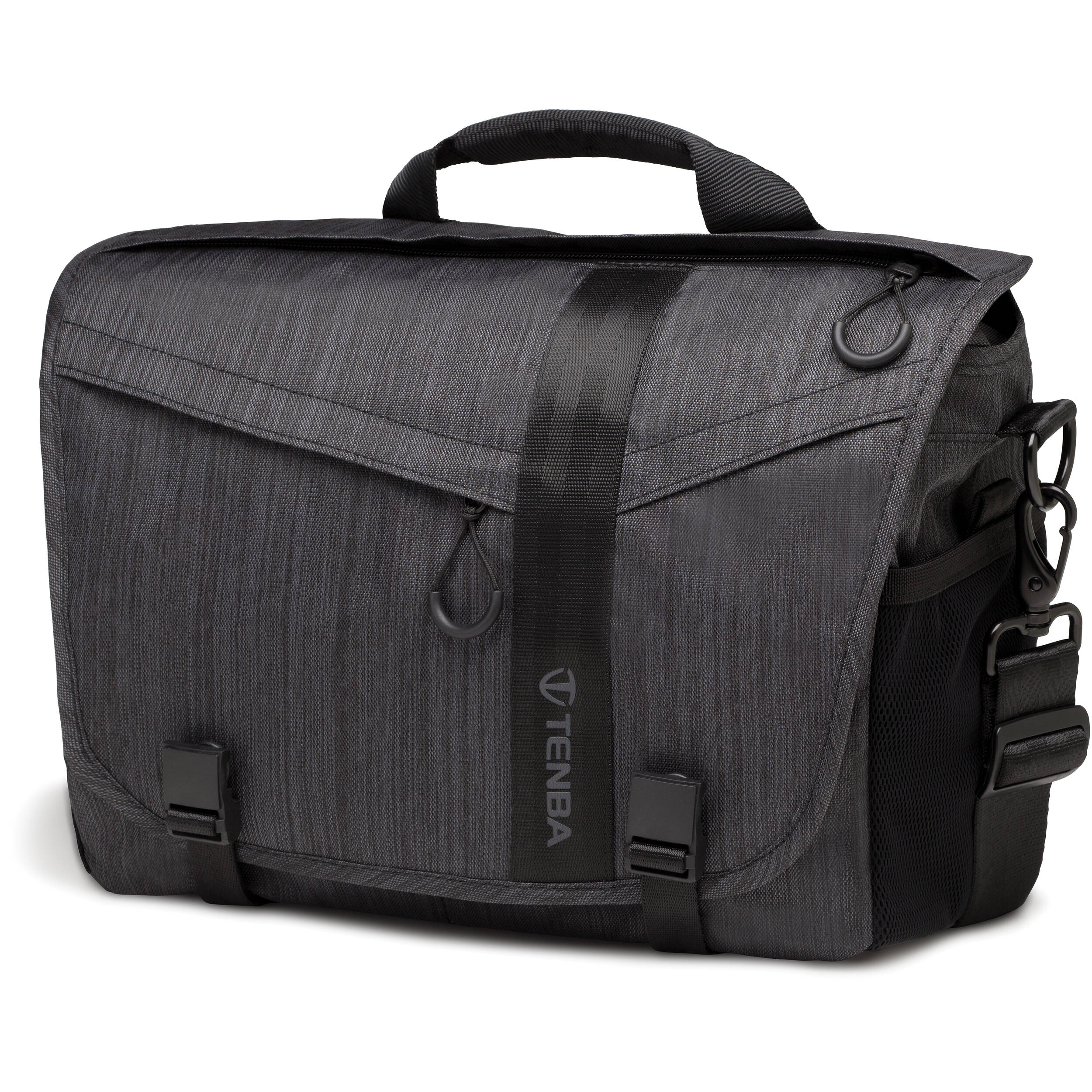 Tenba Dna 11 Messenger Bag Graphite 638 371 Bh Photo Video