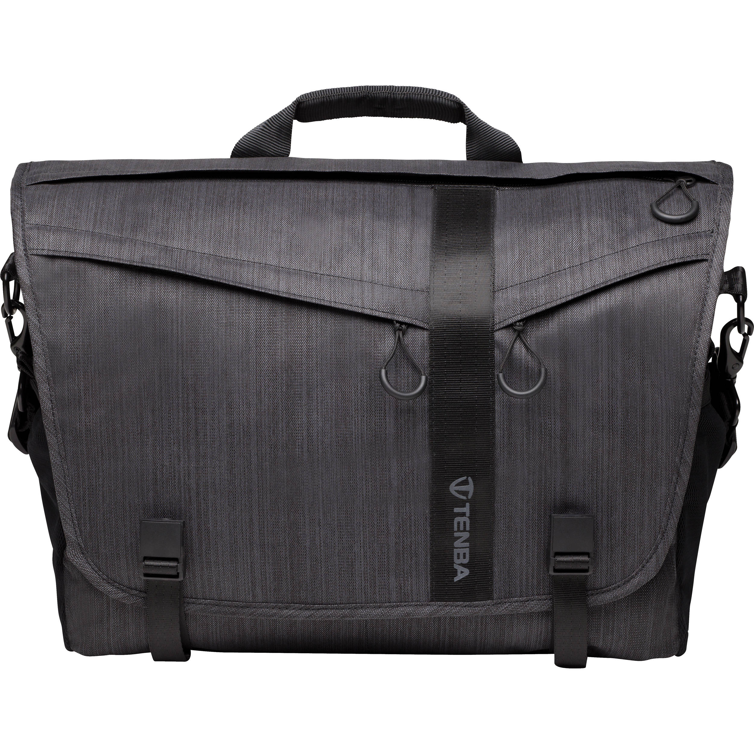 Tenba DNA 15 Messenger Bag (Graphite) 638-381 B&H Photo Video