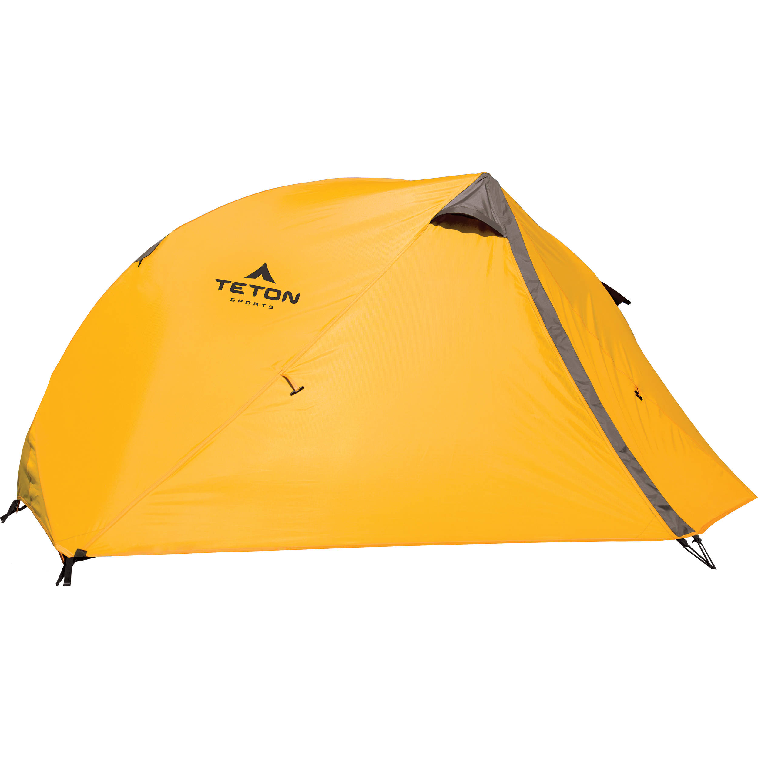 TETON Sports Mountain Ultra 1 Backpacking Tent (Orange/Gray)  sc 1 st  Bu0026H & Sports Mountain Ultra 1 Backpacking Tent (Orange/Gray)