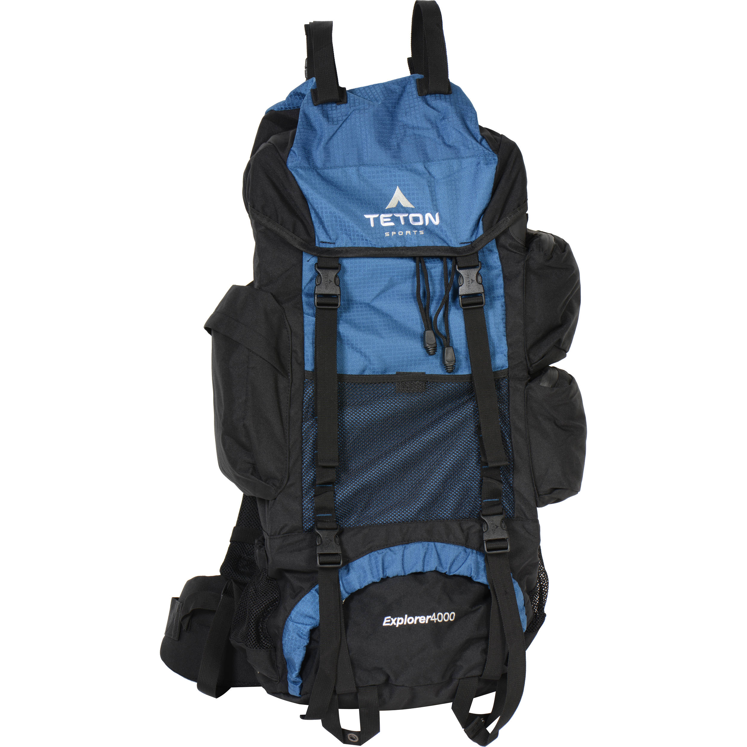 TETON Sports Explorer4000 Internal Frame Backpack (Navy Blue) 8ef2c2a2226a6