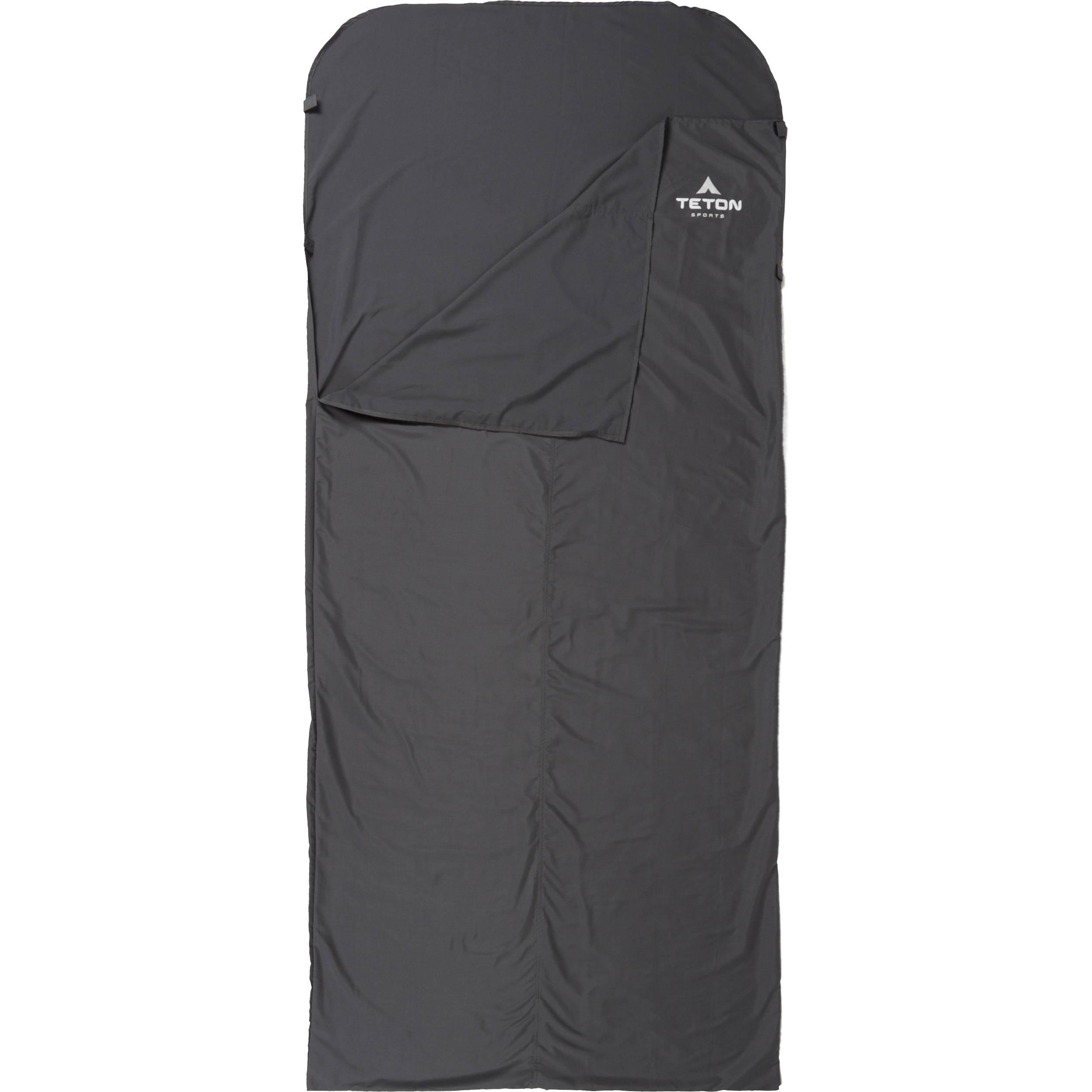 Teton Sports Xl Sleeping Bag Liner Cotton