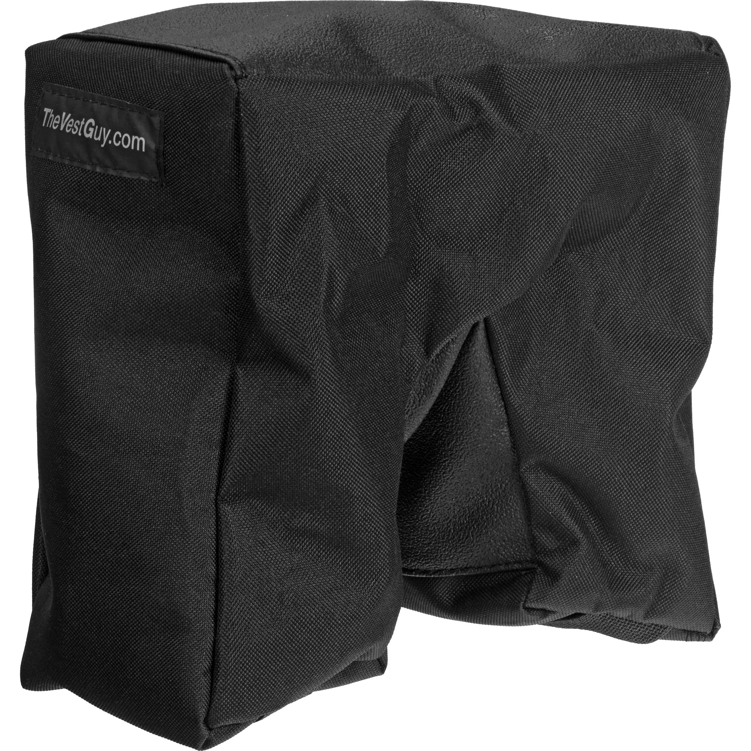 The Vest Guy Bean Bag Camera Support Small Black