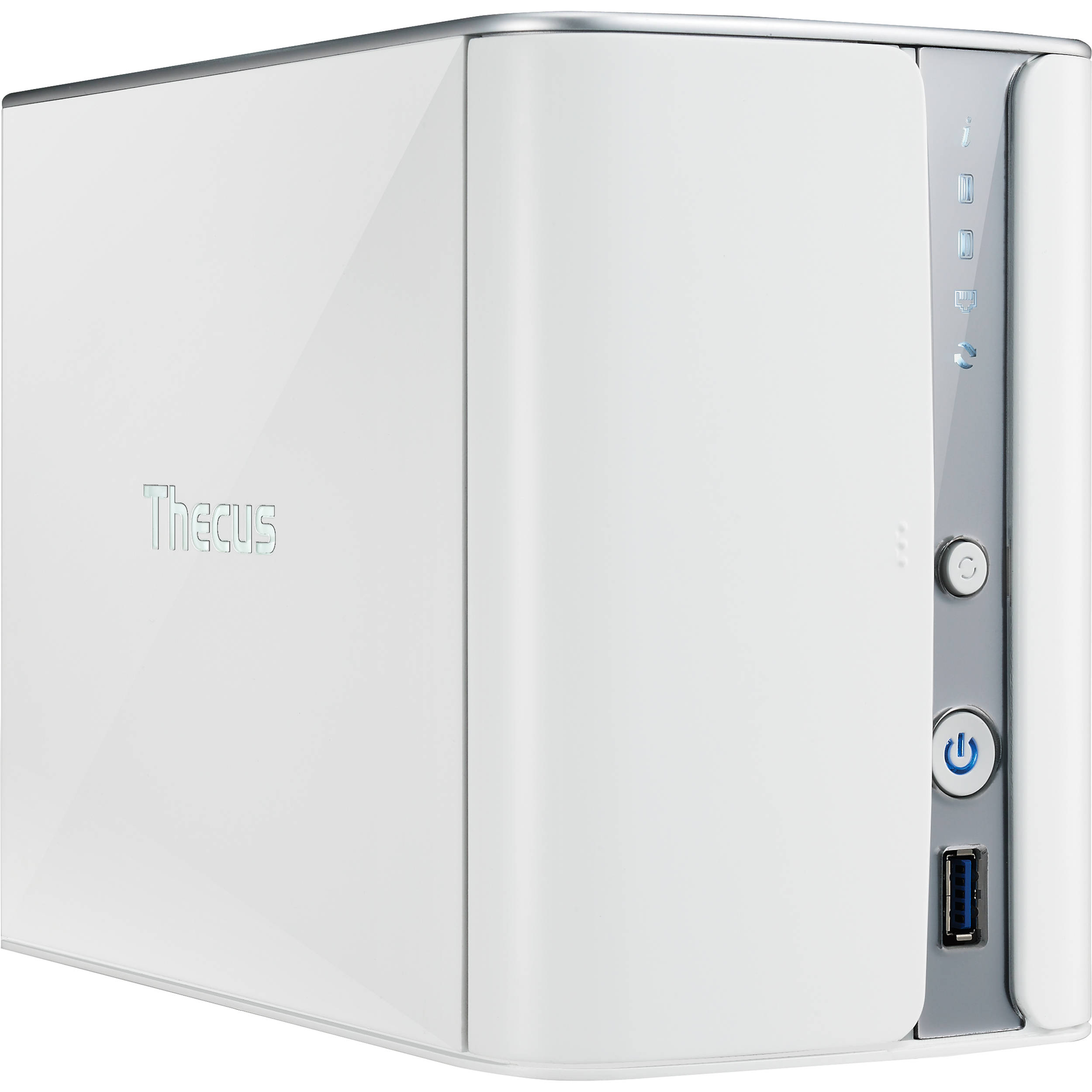 Thecus N2520 NAS Server Drivers for Windows 10
