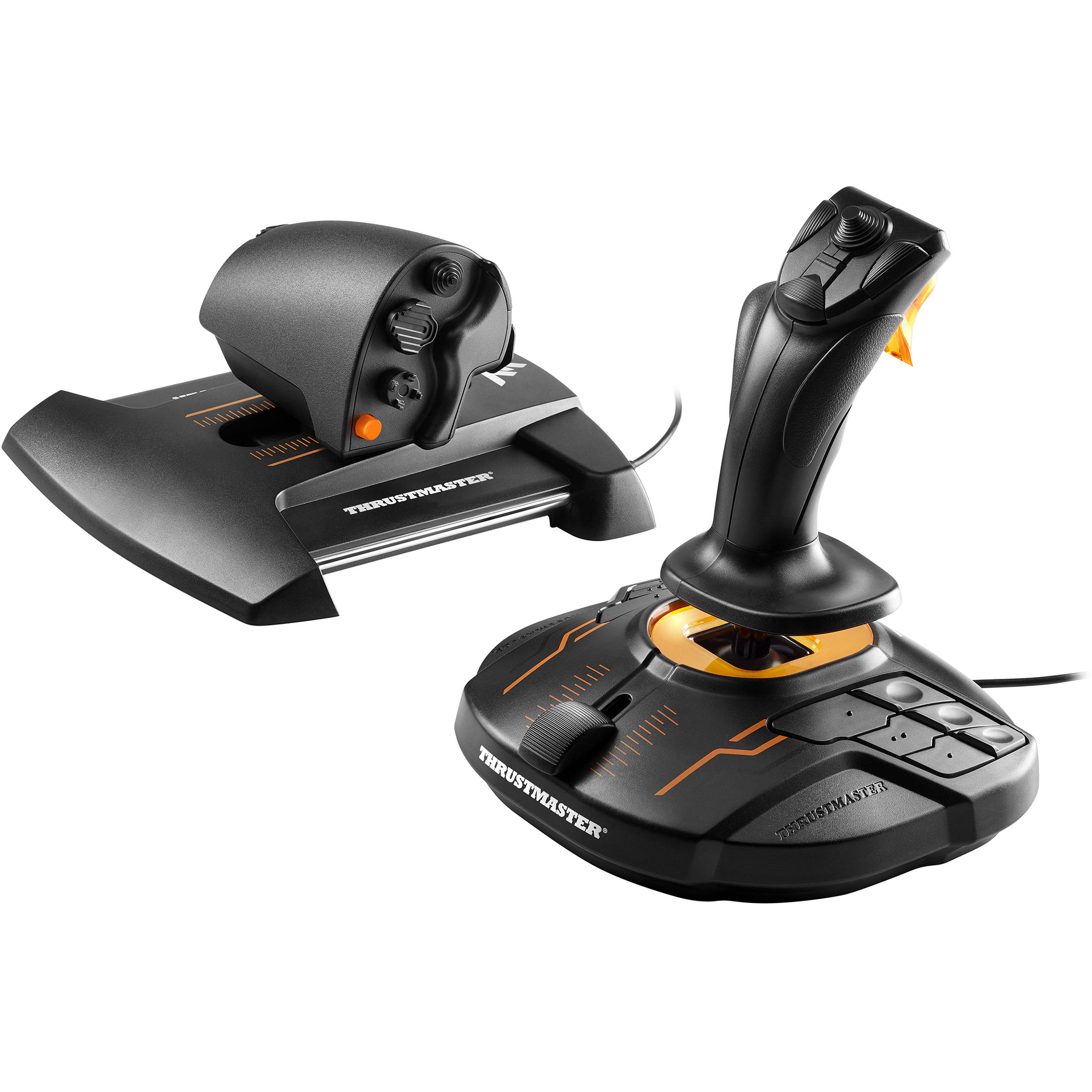 thrustmaster fcs hotas flight stick and throttle. Black Bedroom Furniture Sets. Home Design Ideas