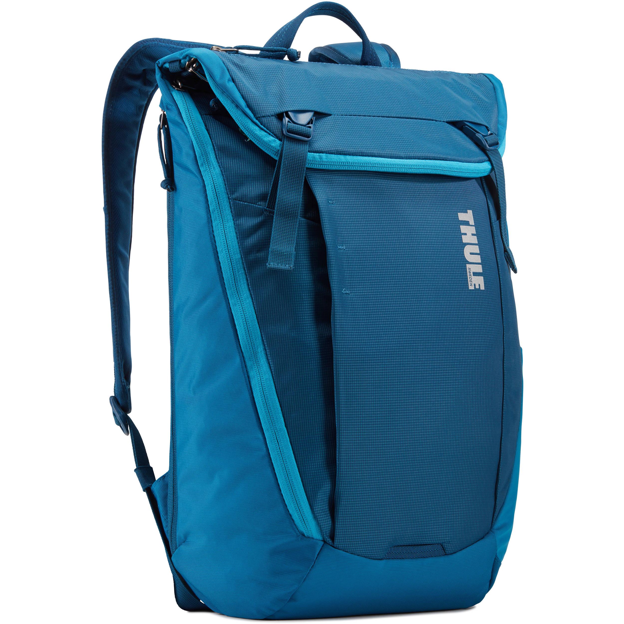 02479b4a5245 Thule EnRoute 20L Backpack (Poseidon) 3203595 B H Photo Video