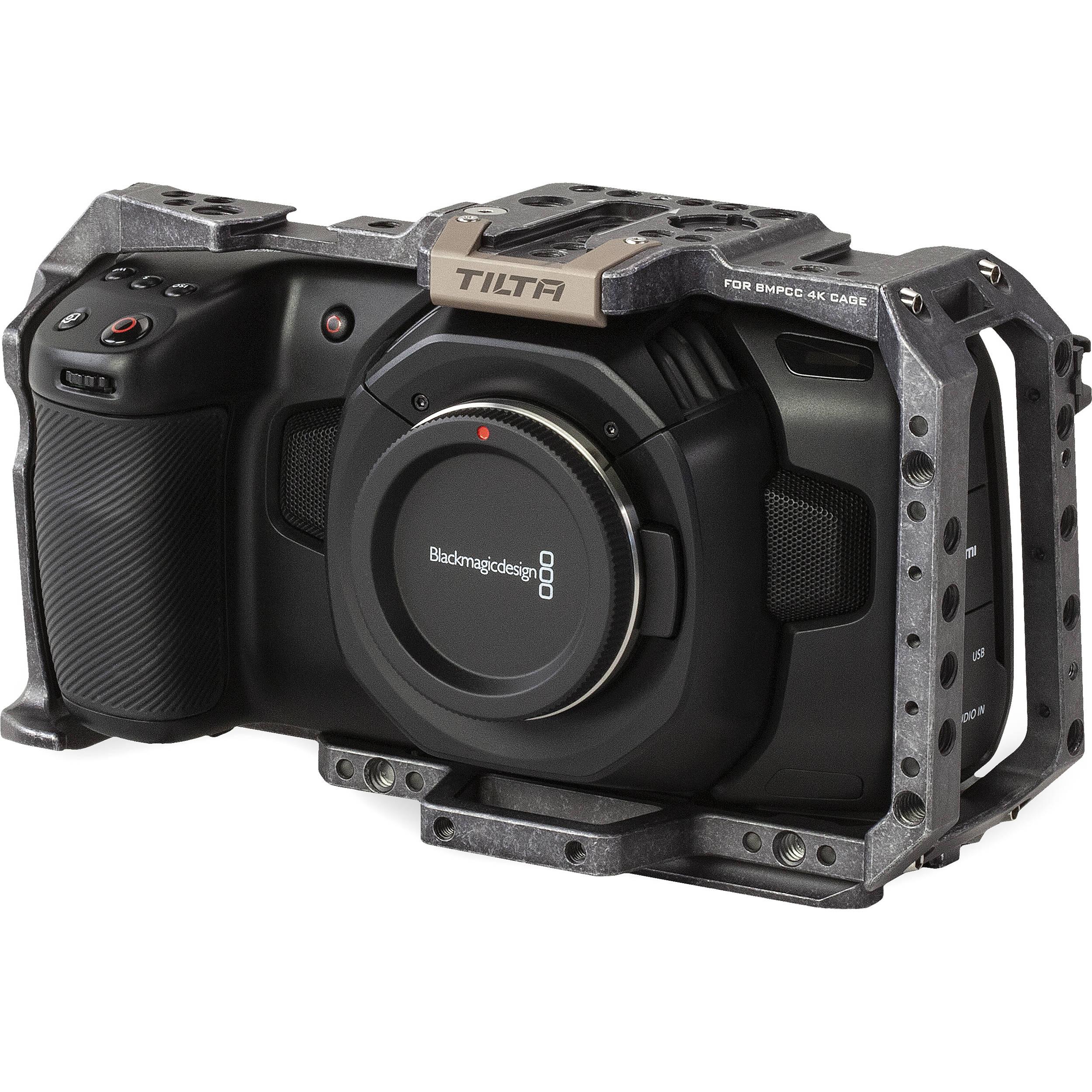Tilta Full Camera Cage For Blackmagic Design Pocket Ta T01 Fcc