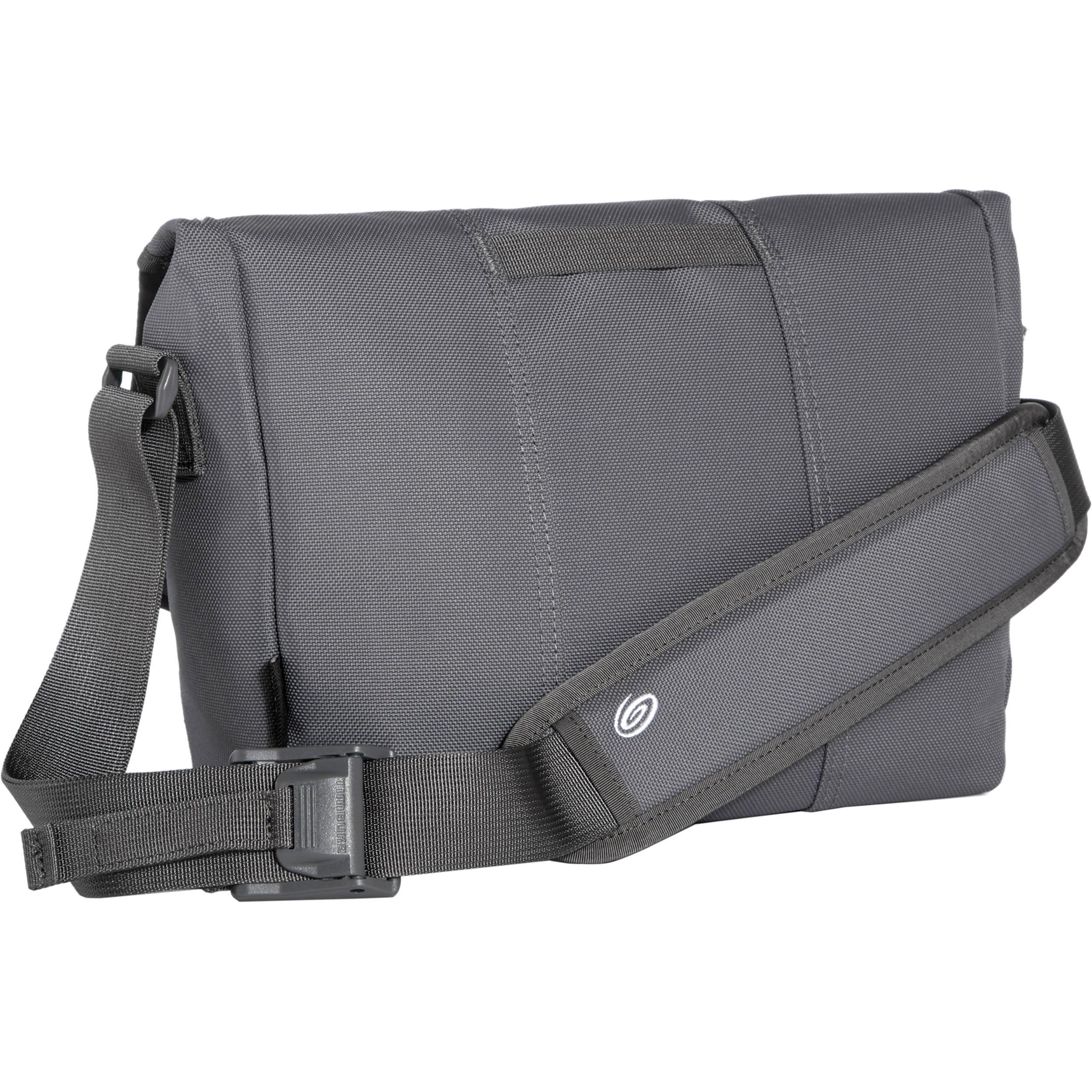 Timbuk2 Unicolor Classic Messenger Bag Large Gunmetal