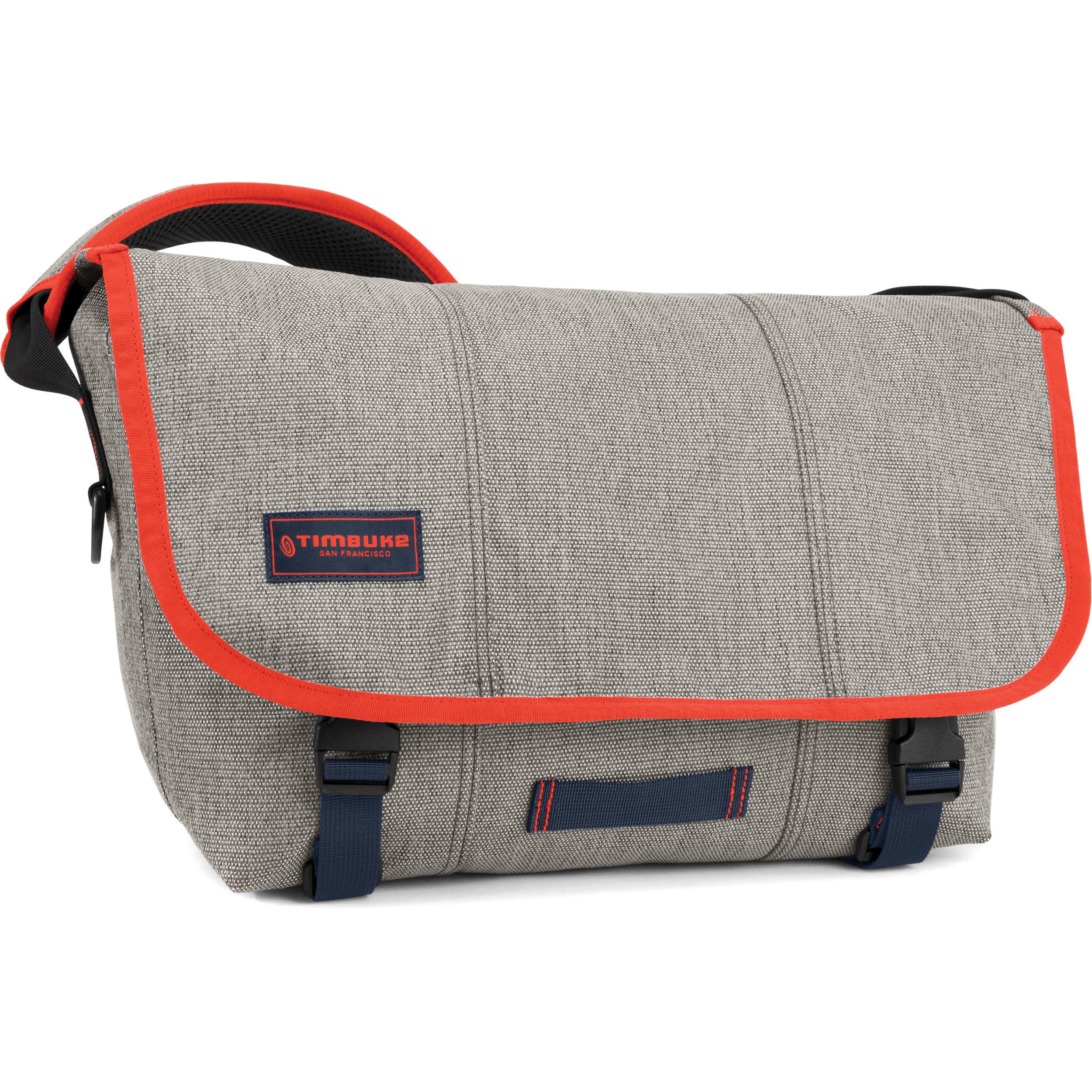 Timbuk2 Classic Messenger Bag Medium Grey Solstice