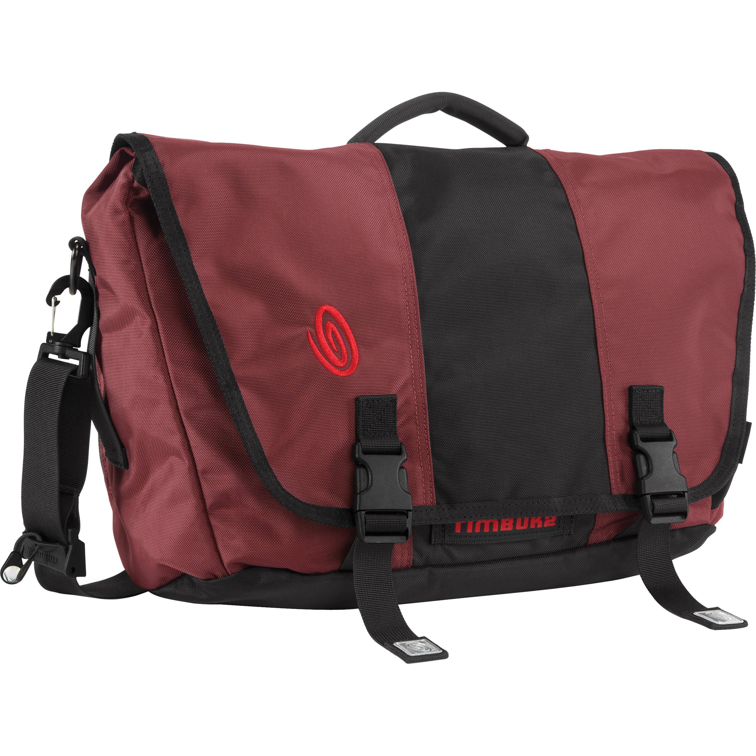 Timbuk2 Commute Laptop Messenger Bag Medium Diablo