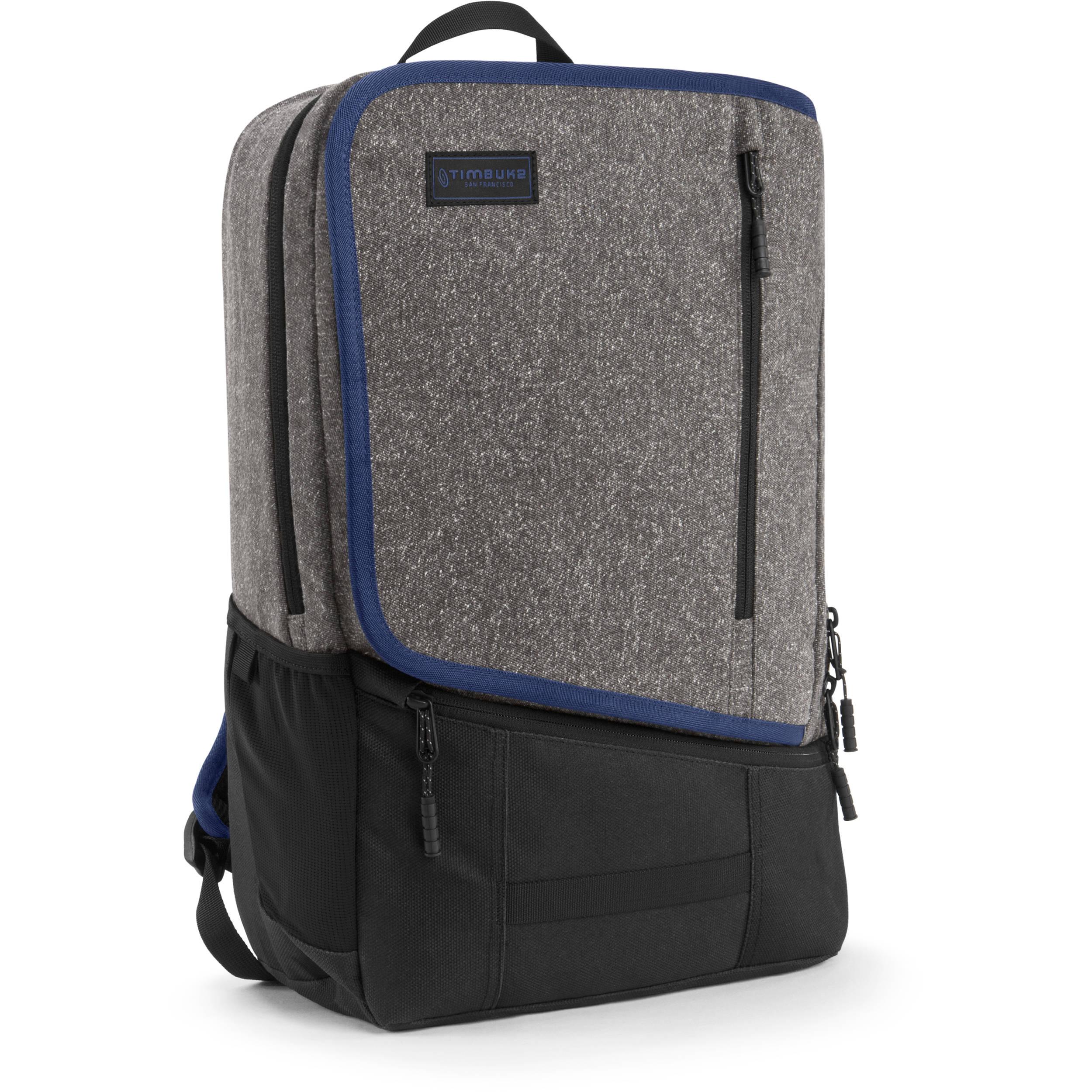 9b29bd7ede1 Timbuk2 Q Laptop Backpack 2014 (Smoke) 396-3-1036 B H Photo