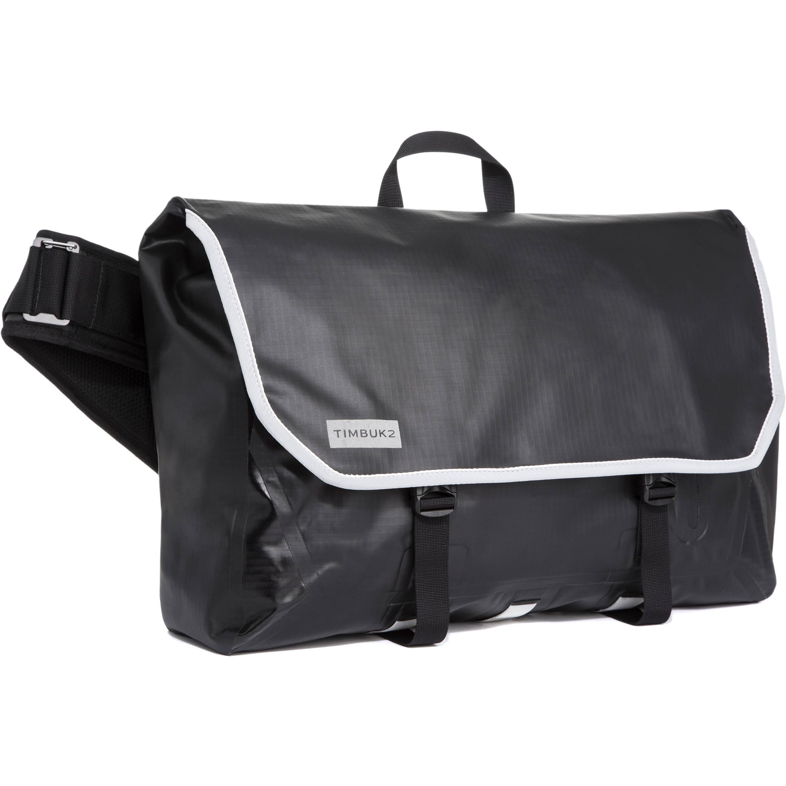 Timbuk2 Especial Primo Waterproof Messenger Bag Black