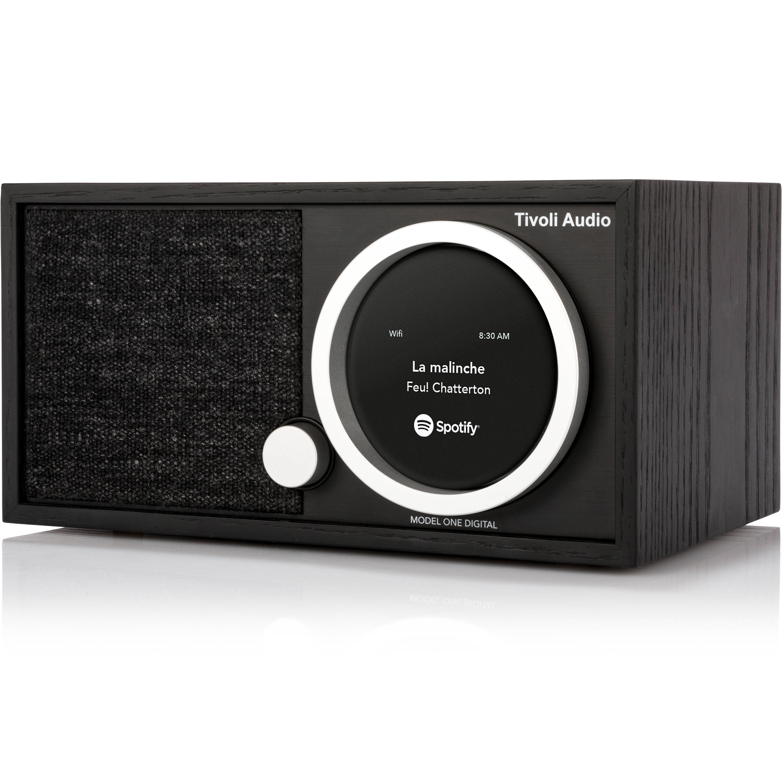 tivoli art collection model one digital radio m1dblk b h photo. Black Bedroom Furniture Sets. Home Design Ideas