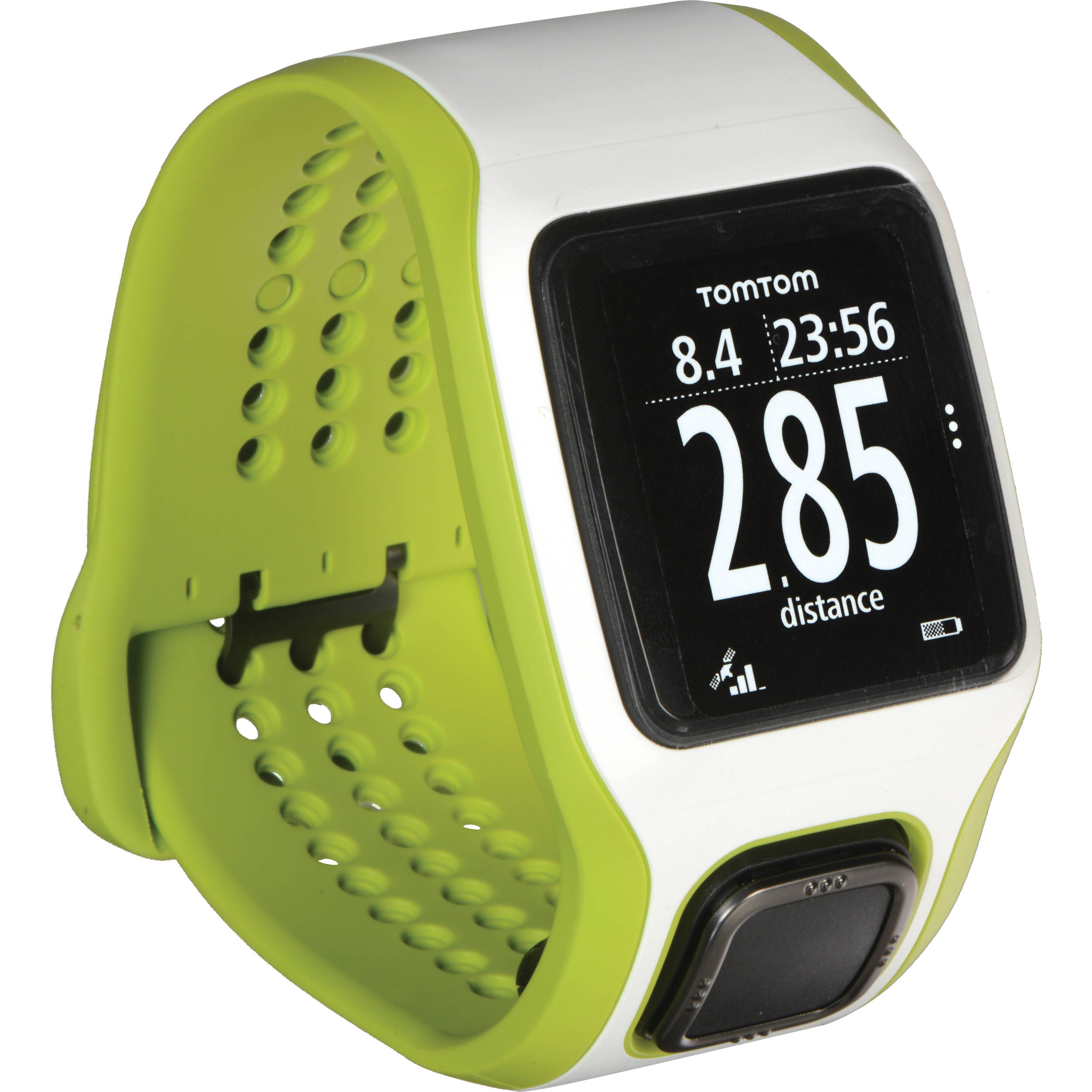 TomTom Runner Cardio GPS Sports Watch 1RA0.001.03 B&H Photo