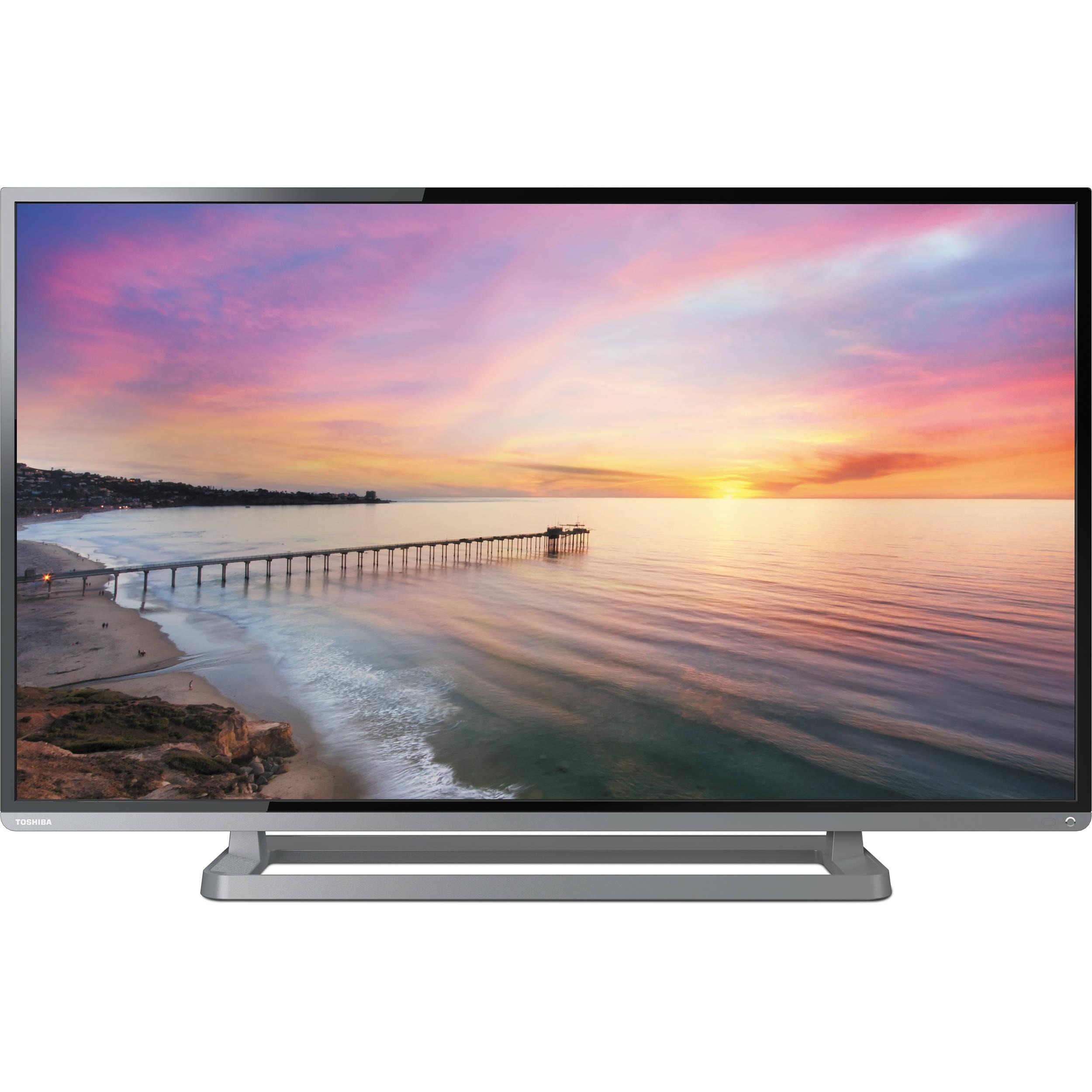 "Toshiba 50L3400U 50"" Class 1080P Smart LED TV"
