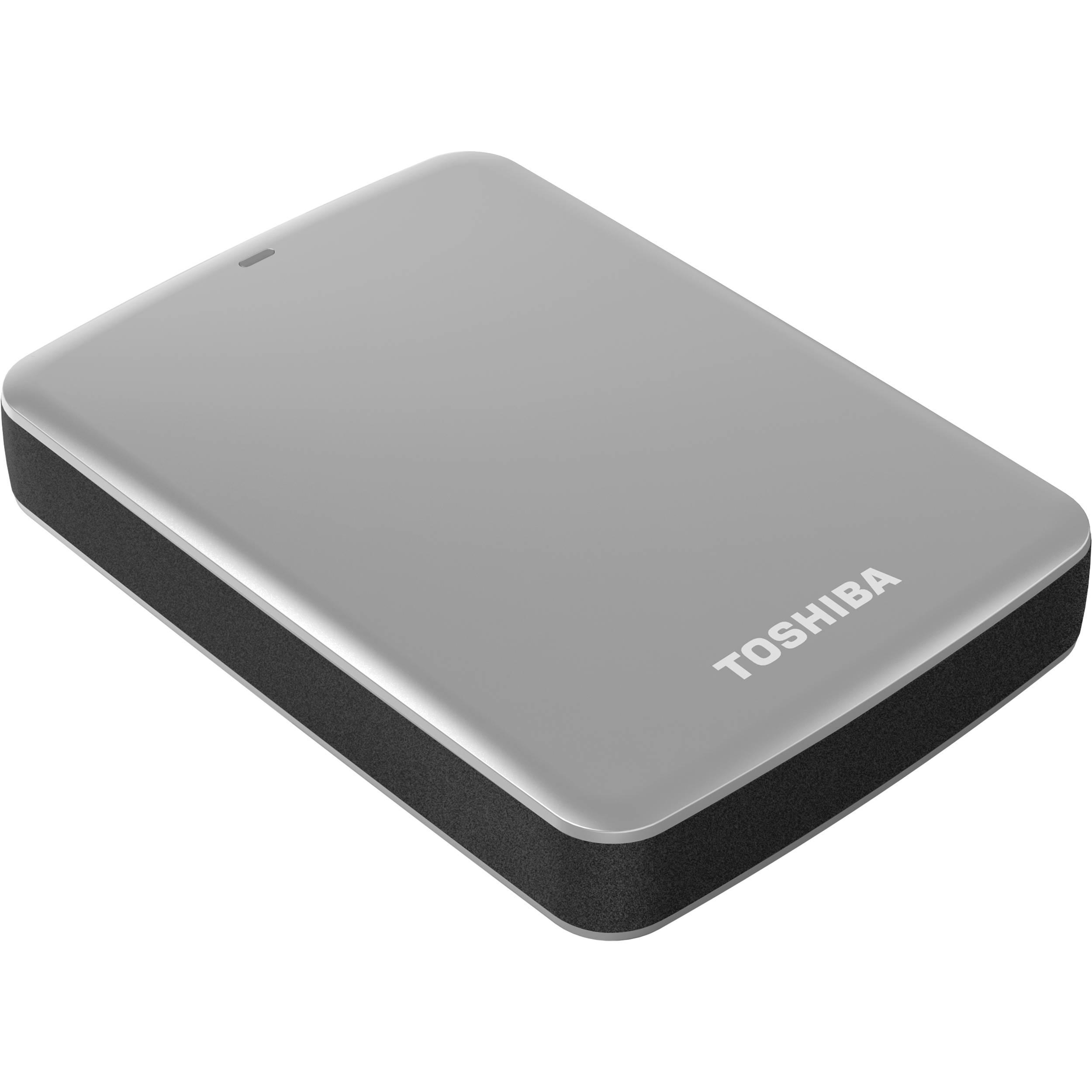 Toshiba 2TB Canvio Connect USB 3.0 Portable Hard HDTC720XS3C1