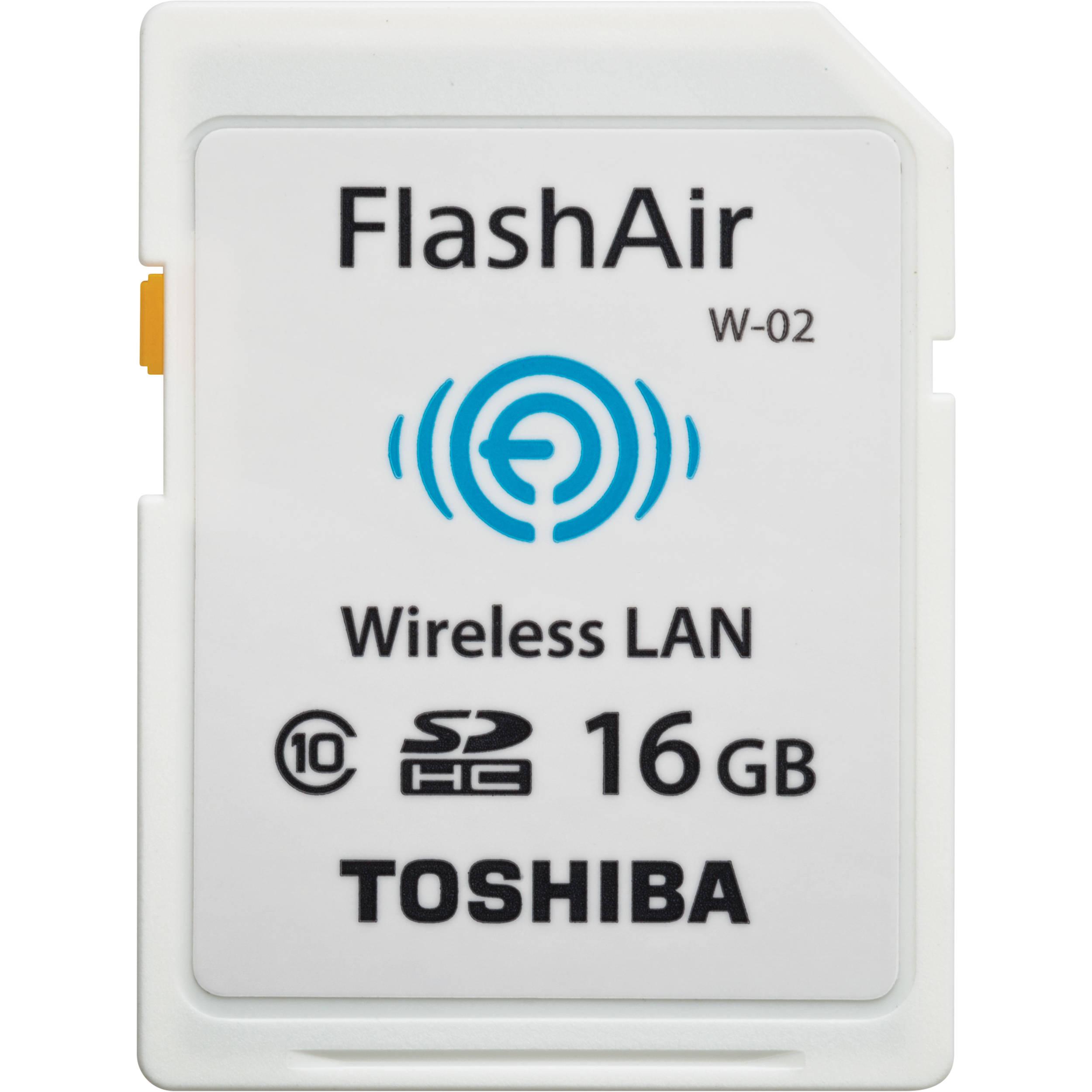 toshiba flashair w-03 firmware update