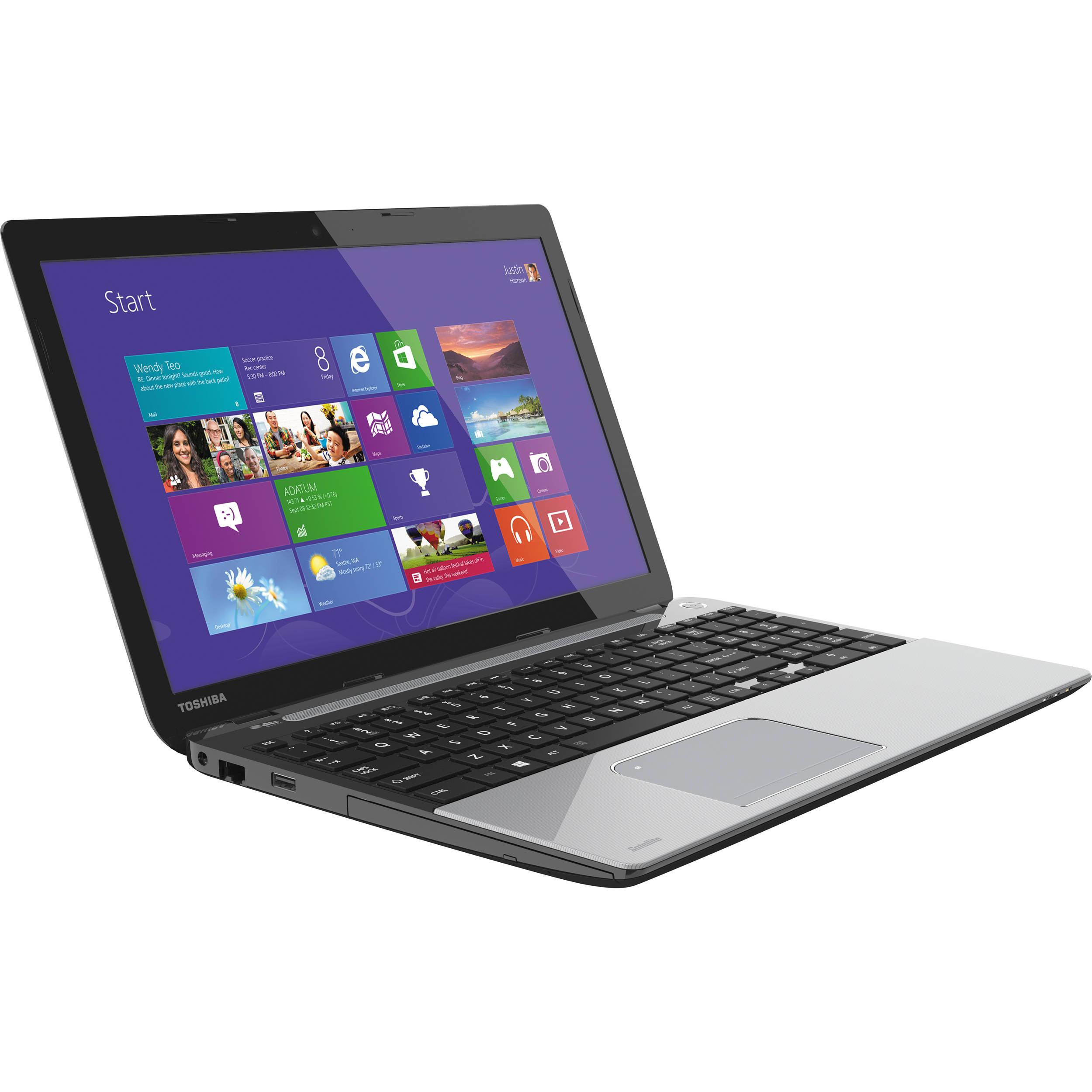 Toshiba Satellite Pro L55-A System Windows 8 X64