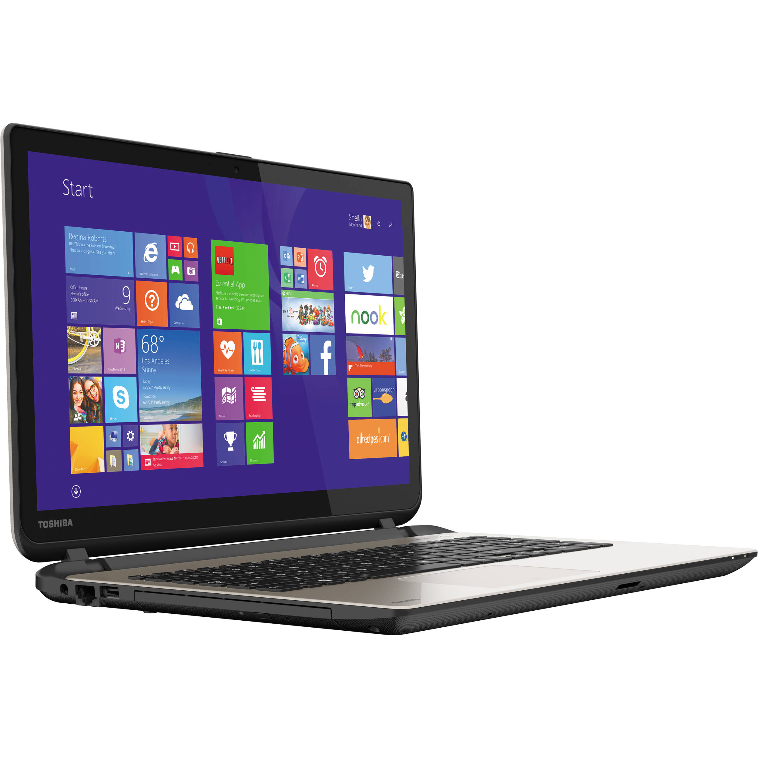 TOSHIBA SATELLITE L55DT WINDOWS VISTA 32-BIT