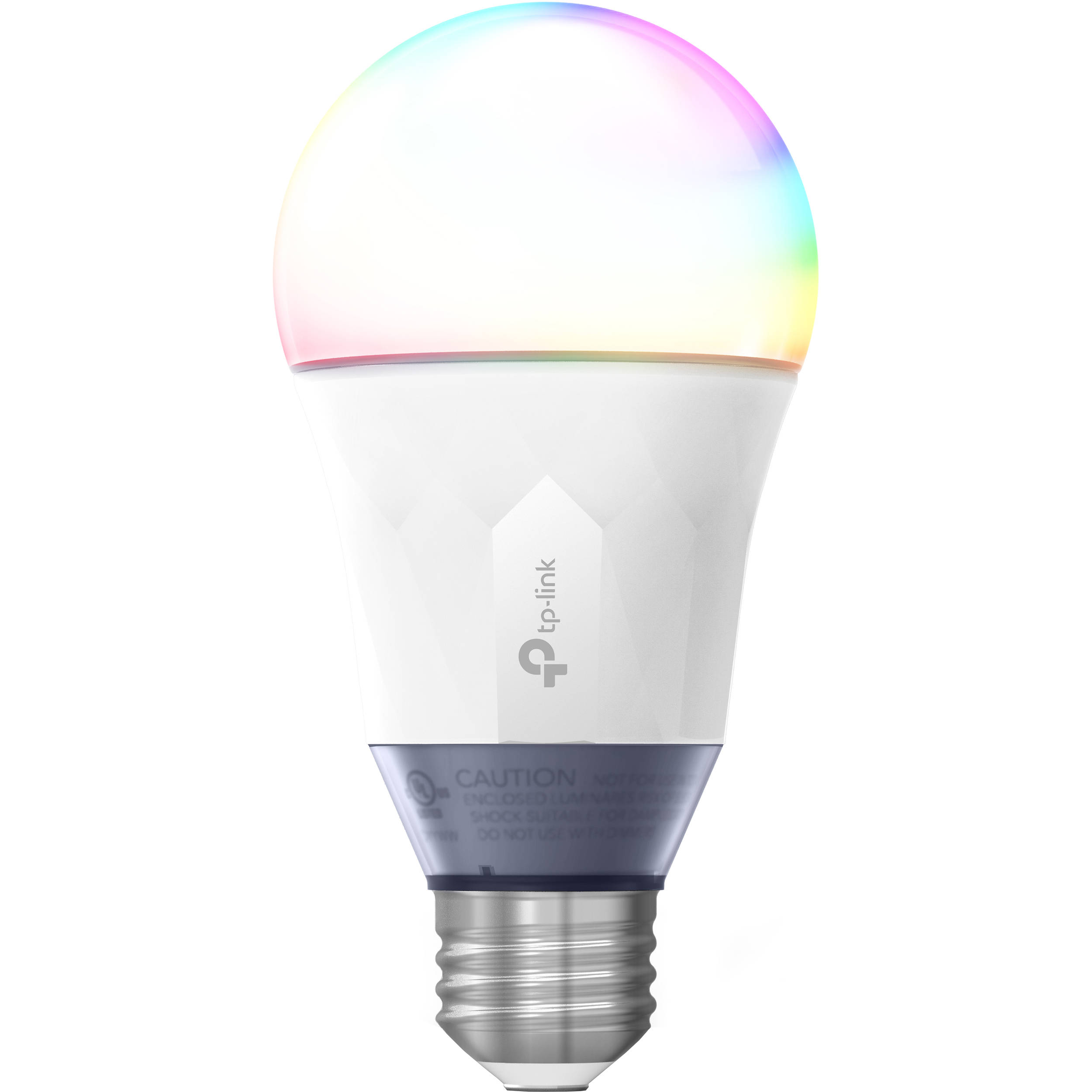 tp link lb130 wi fi smart led bulb with color changing lb130 b h. Black Bedroom Furniture Sets. Home Design Ideas