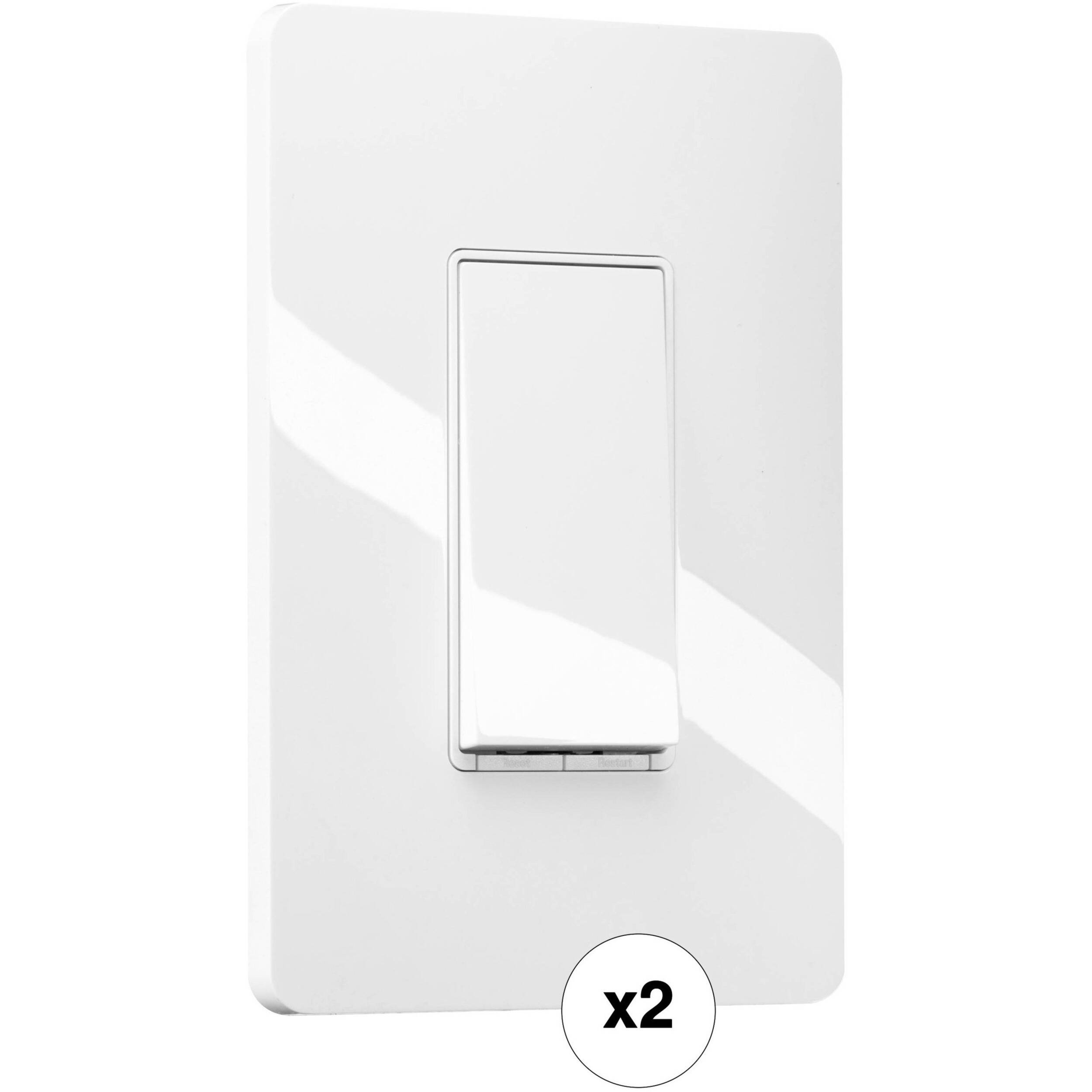 TP-Link HS200 Smart Wi-Fi Light Switch (2-Pack) B&H Photo Video