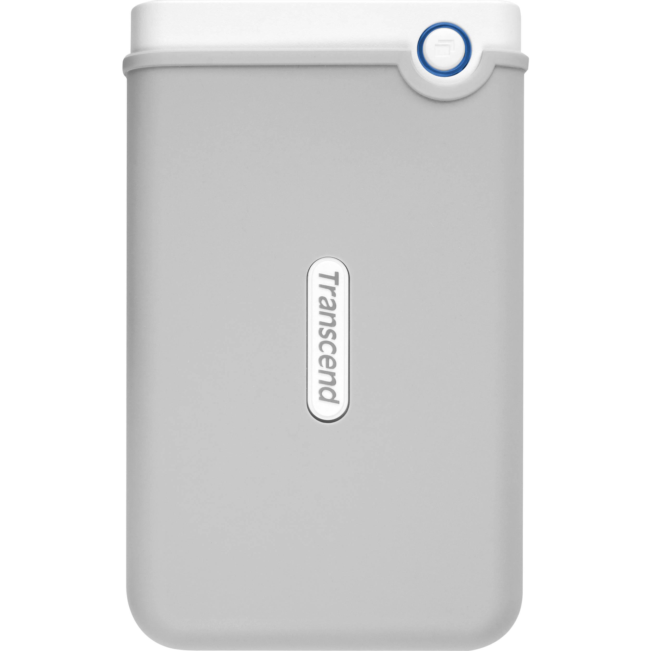 Transcend 2tb Storejet 100 Portable Hard Drive For Mac